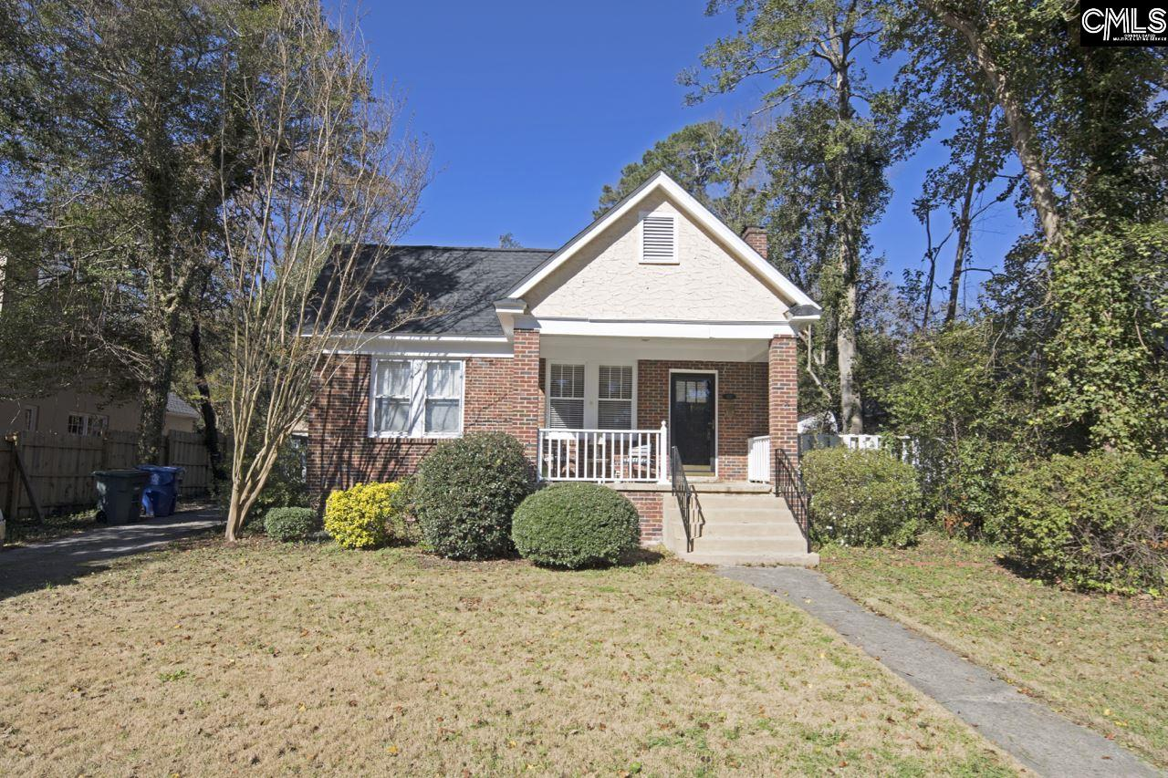 809  Poinsettia Columbia, SC 29205