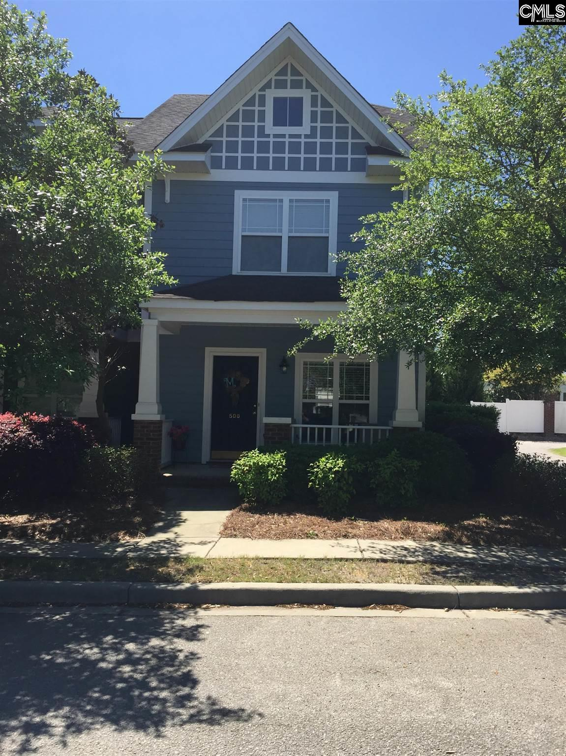 500  Hampton Forest Columbia, SC 29209