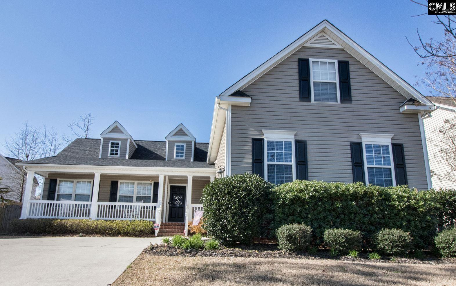 113  Millstone Lane Lexington, SC 29072-8219