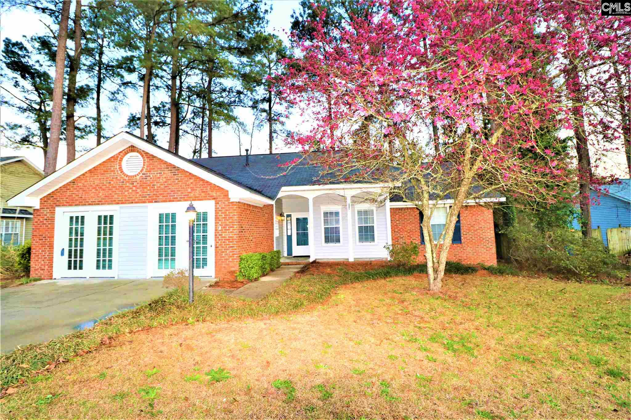 240  Darby West Columbia, SC 29170