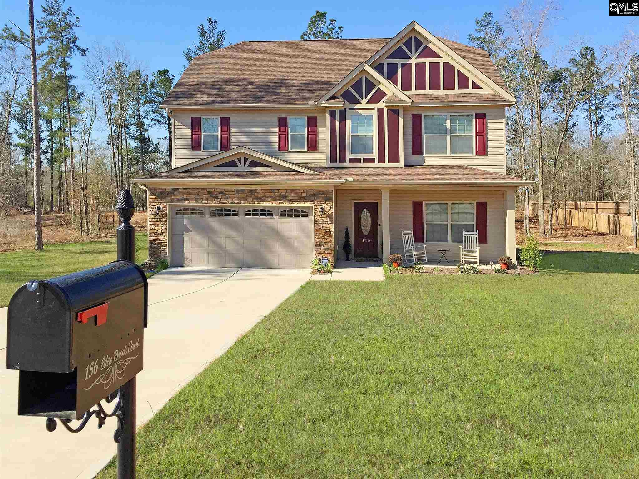 156  Eden Brook #15 Gaston, SC 29053