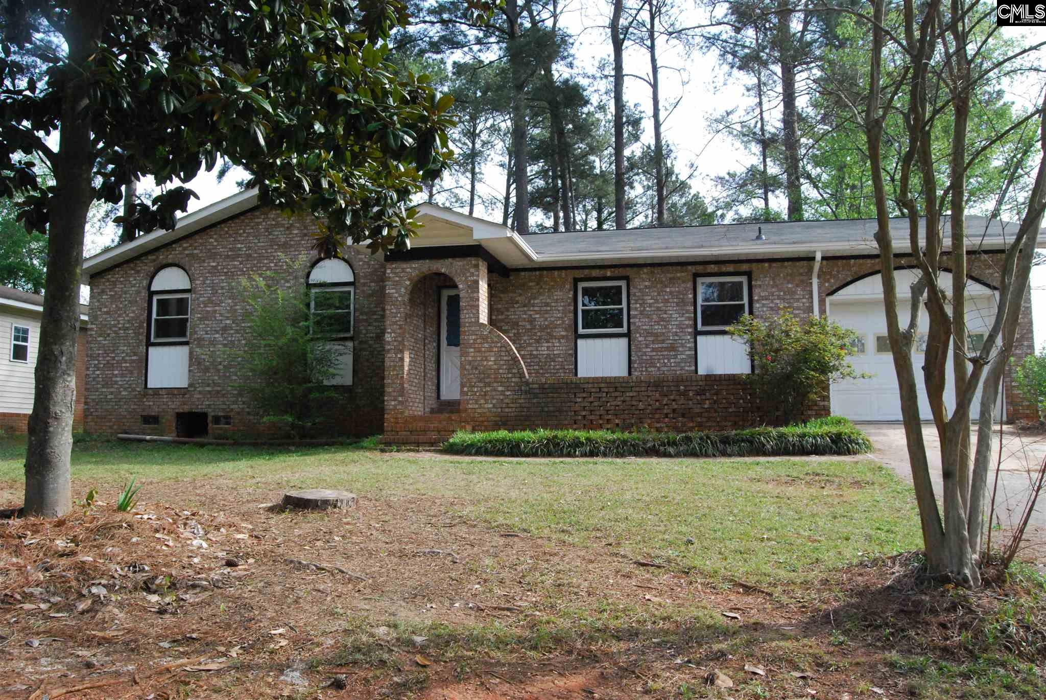 Totally redone.  Roof in 2016,  New HVAC unit, updated vinyl windows.  Interior has fresh(gray)paint throughout.  New engineered, stained hardwoods in foyer, living, dining and kitchen.  White cabs, granite tops and new black appliances in kitchen.
