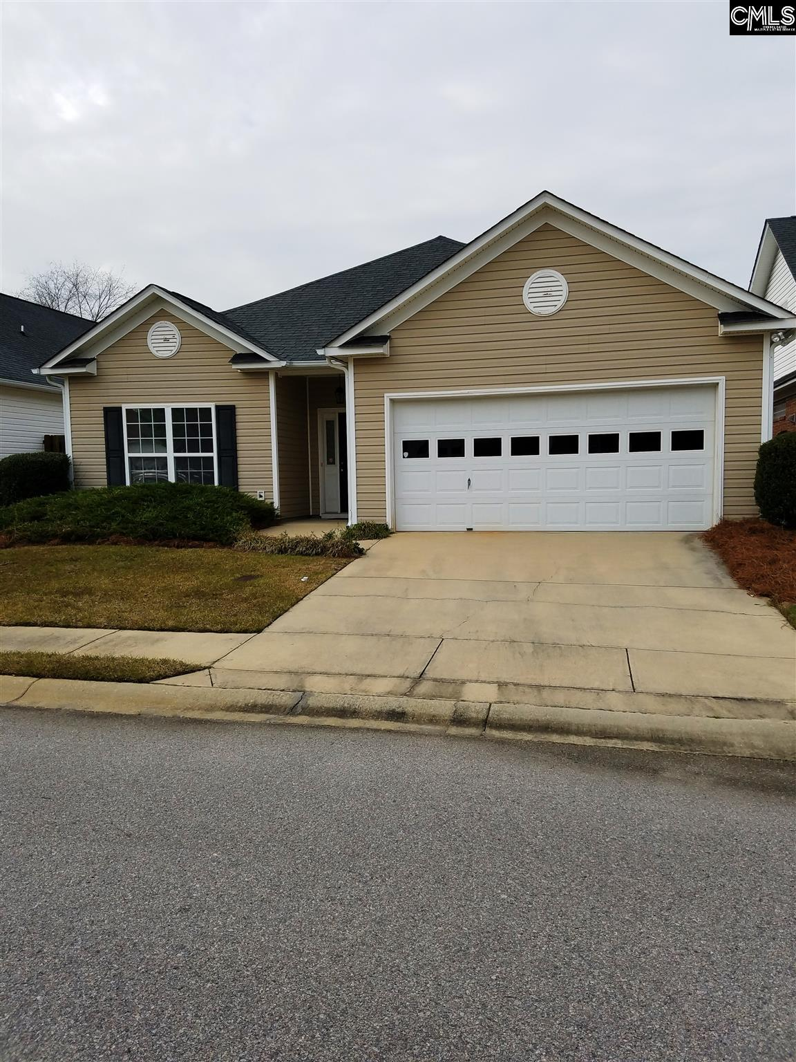 209  Buffwood West Columbia, SC 29169
