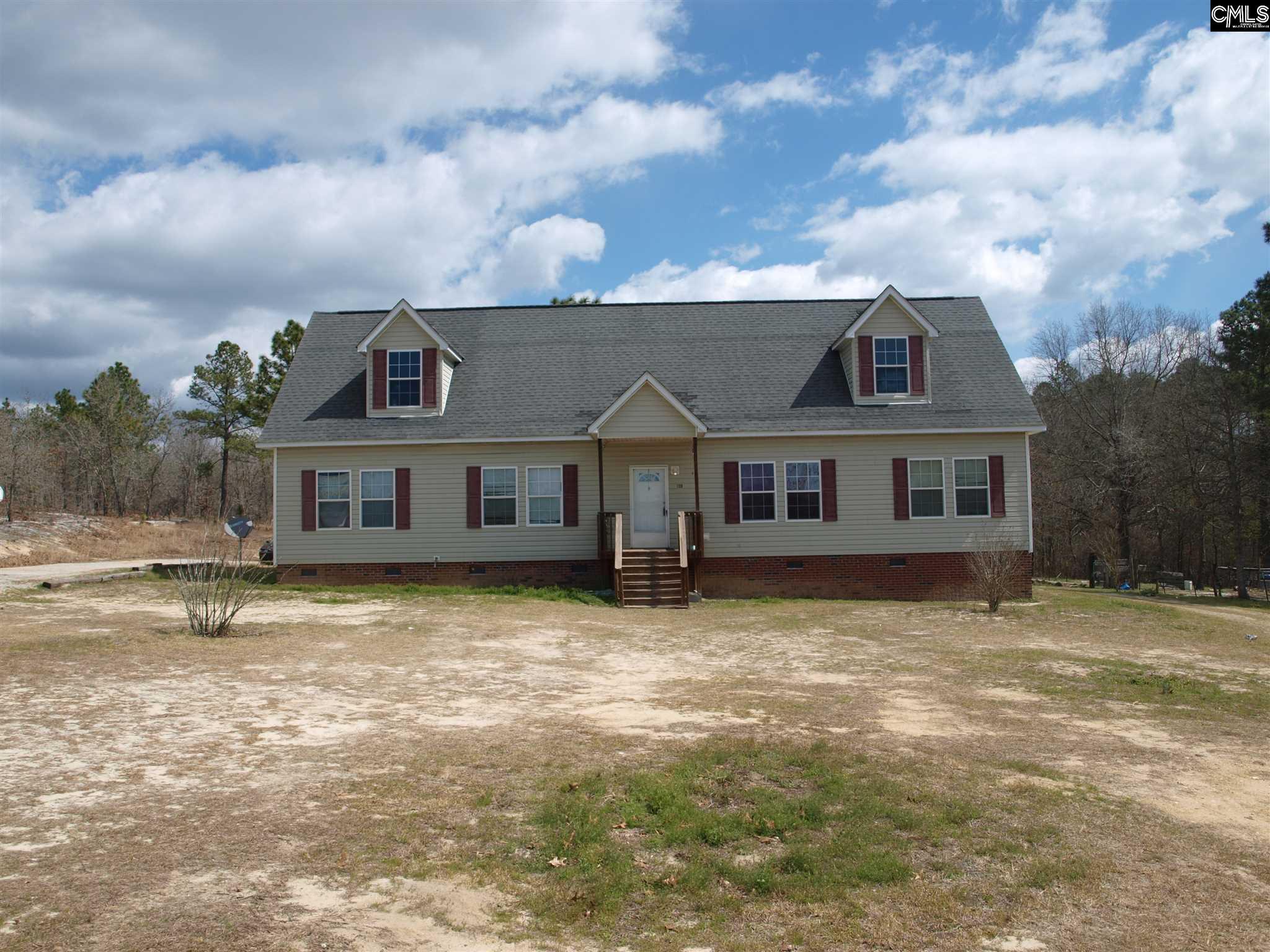103  Wheeler Rd. Camden, SC 29020-8895