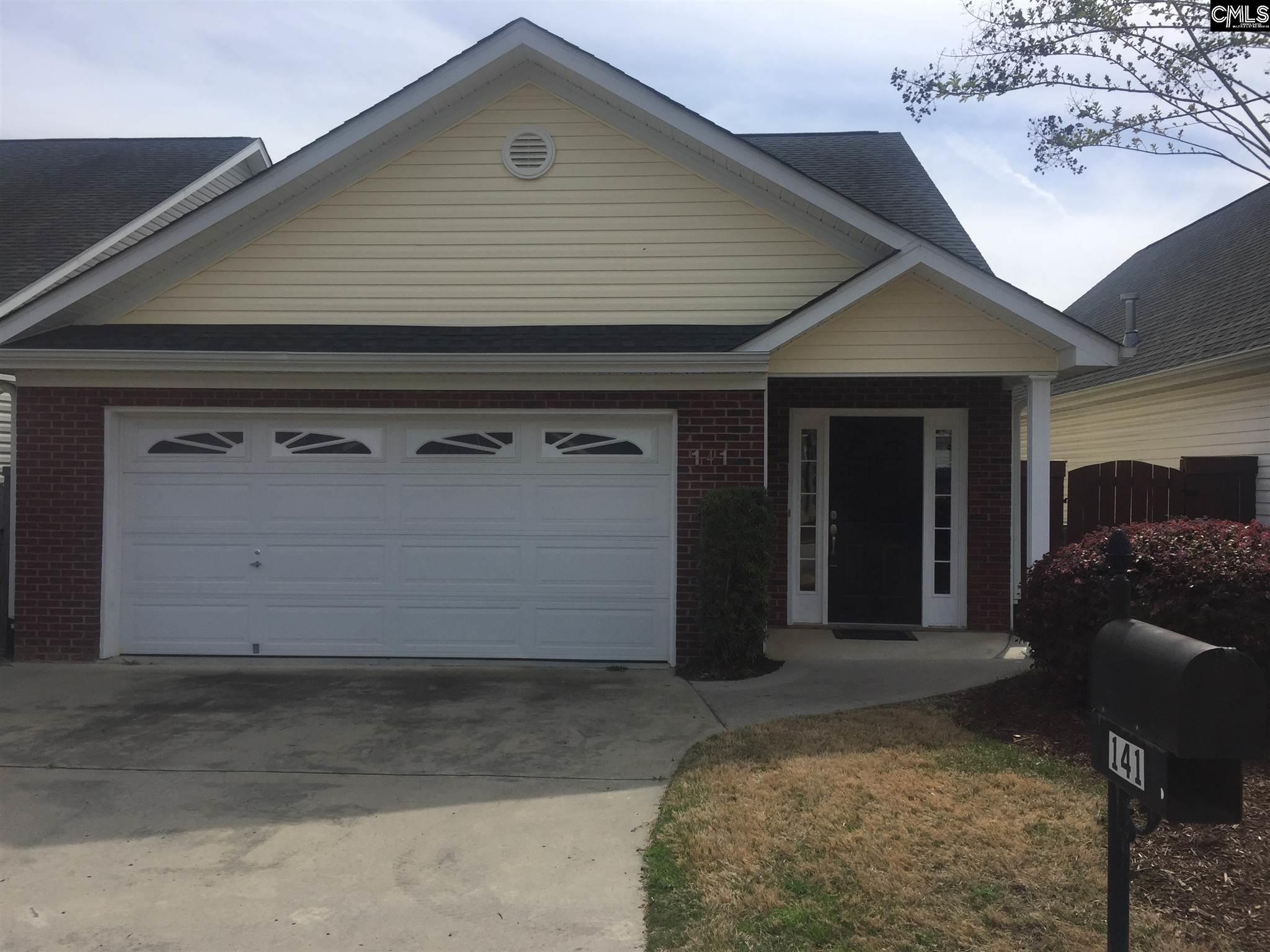 141  Chesterton Lexington, SC 29072-7147