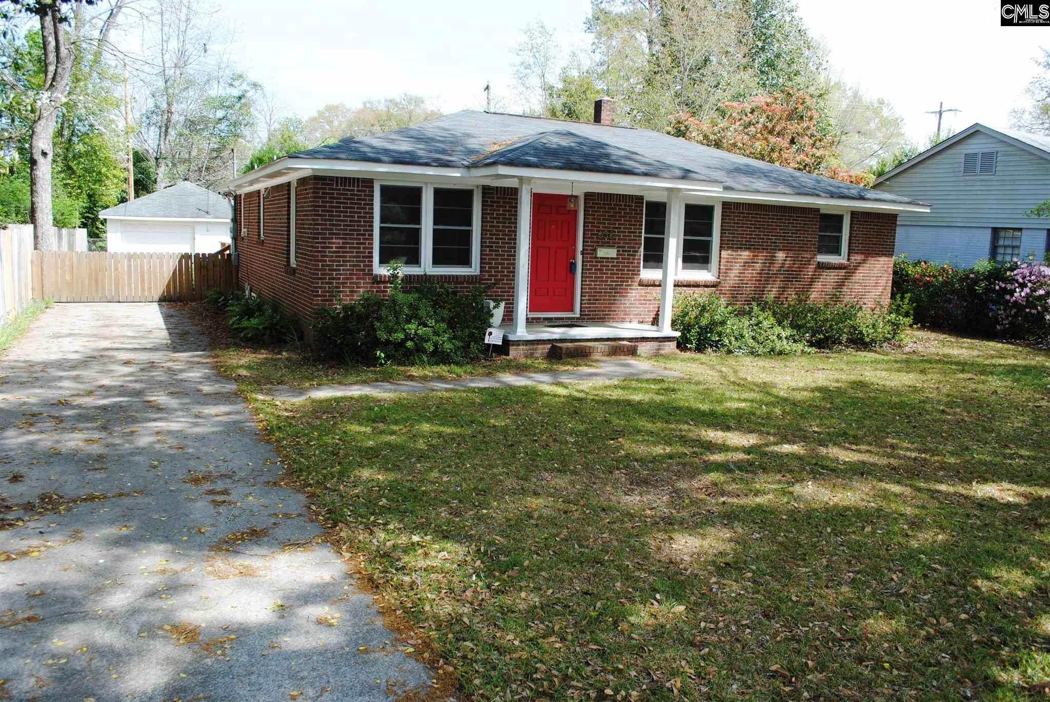 638 S Holly Columbia, SC 29205