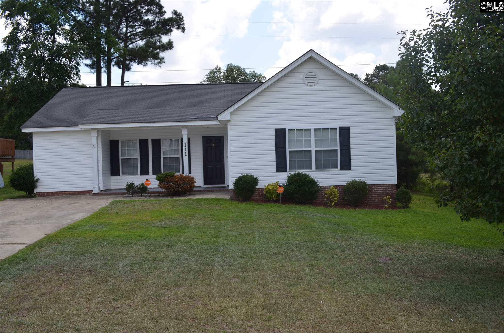 111  Parsons Mill Columbia, SC 29229