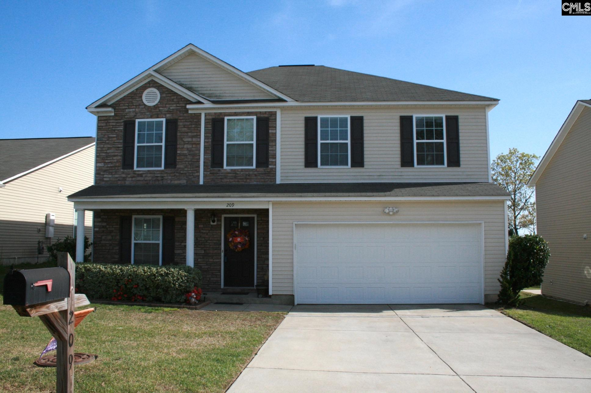 209 Mariscat Lexington, SC 29073-6803