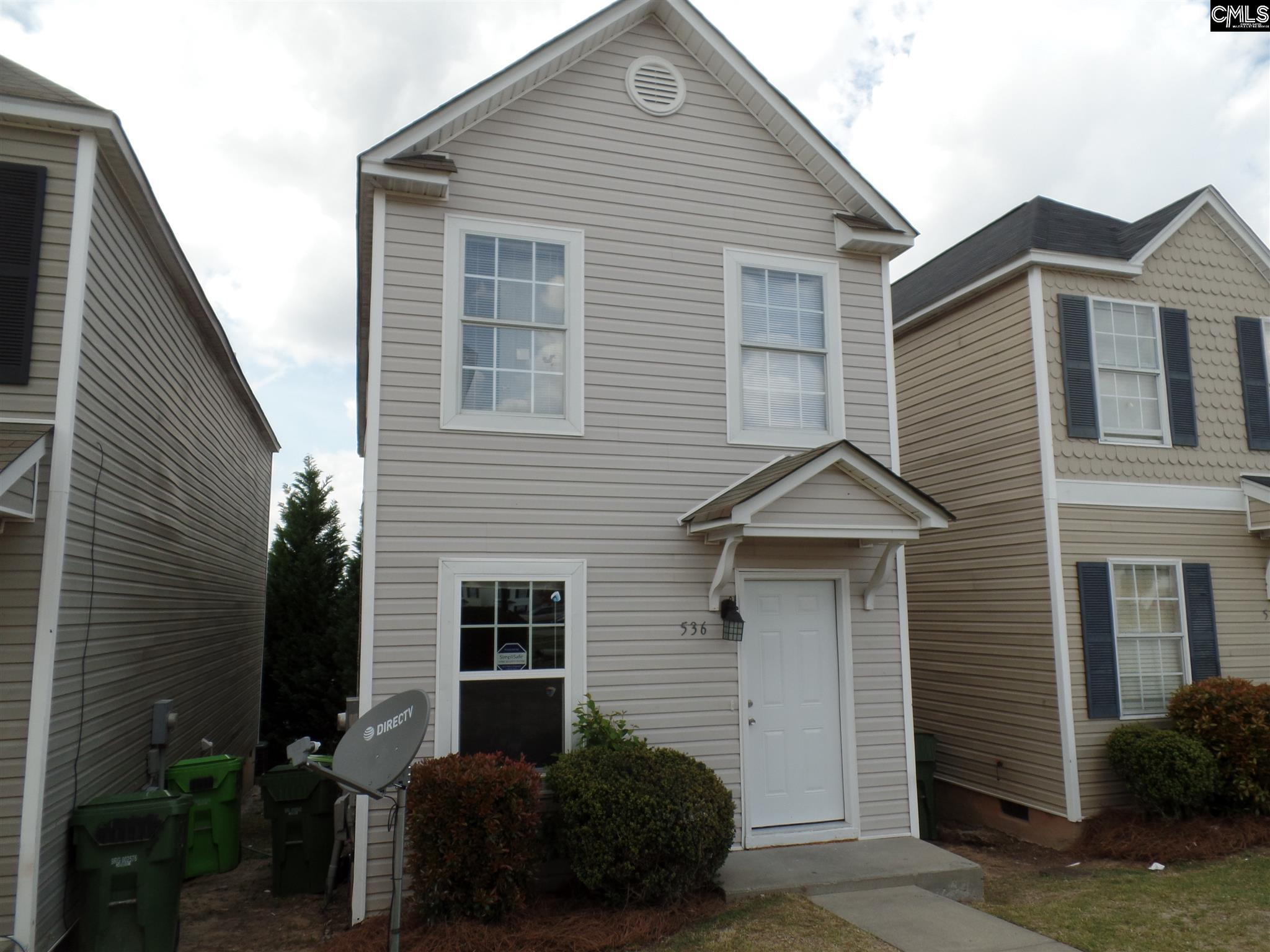 536  Summit Terrace Columbia, SC 29229-7173