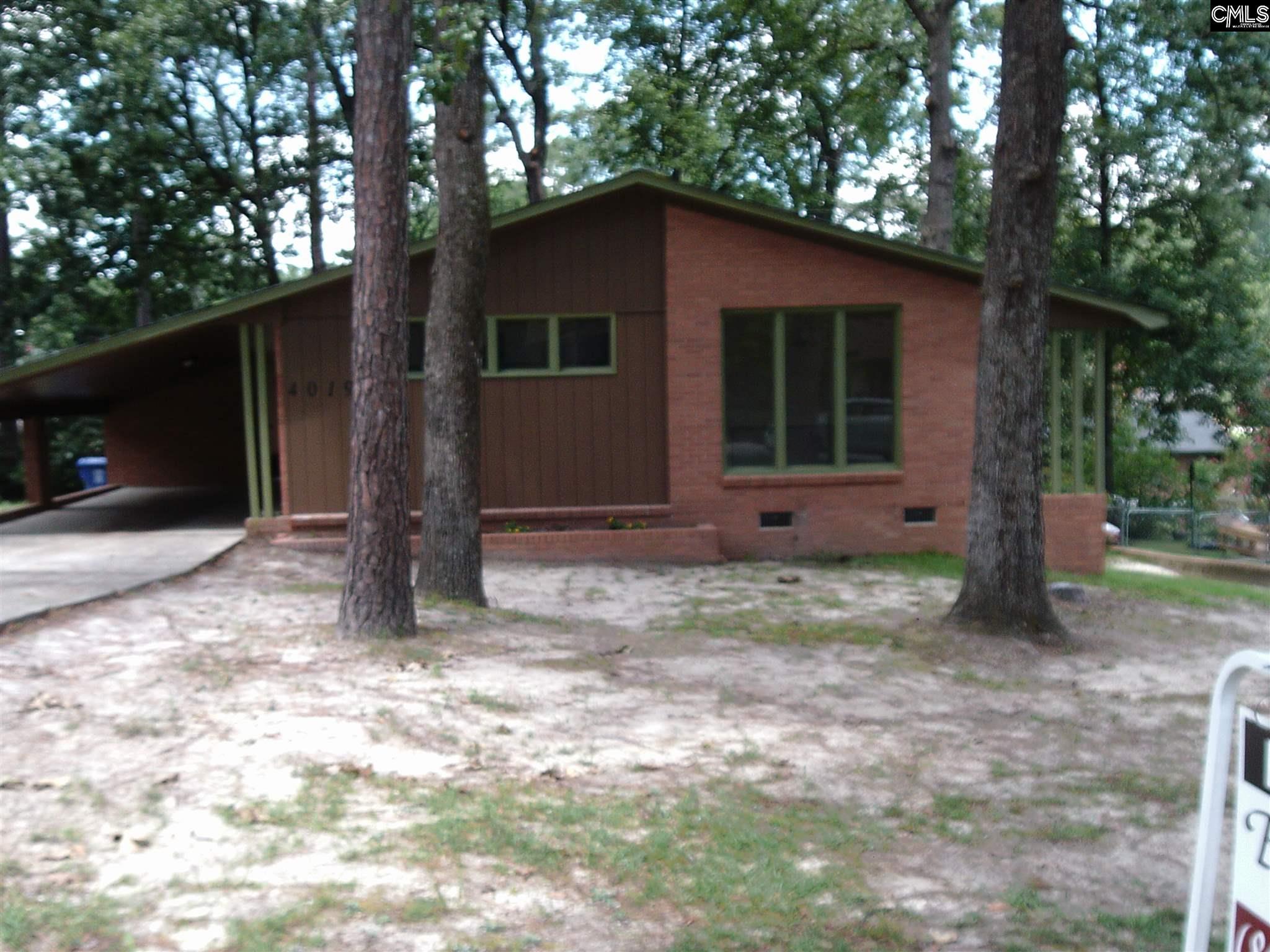 4019 Pine Cone Columbia, SC 29204