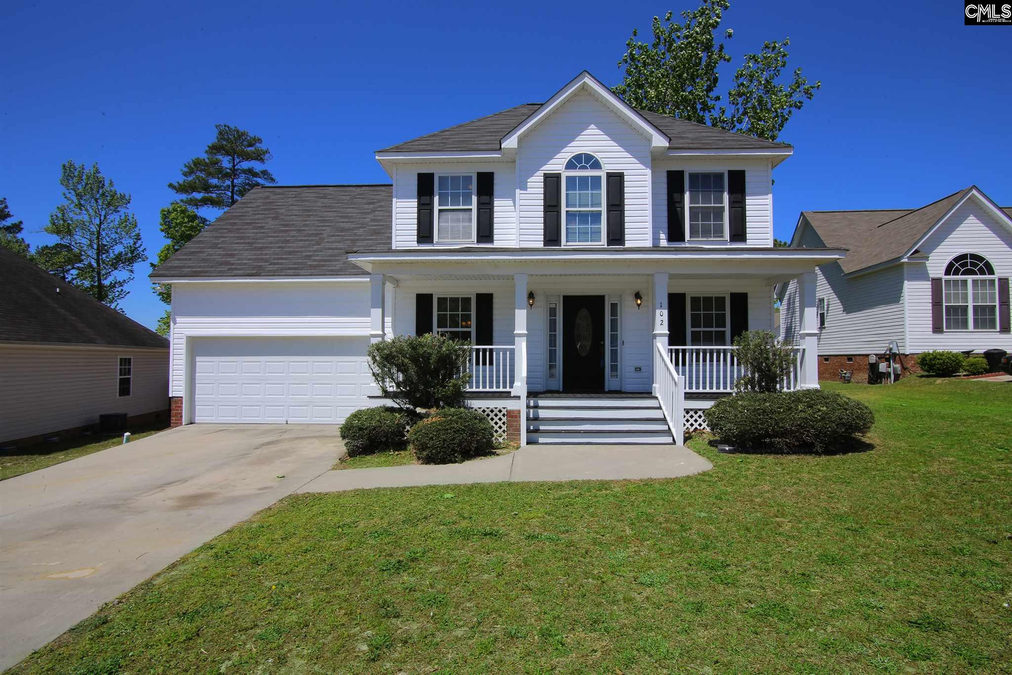 102 Ashley Crest Columbia, SC 29229-9444