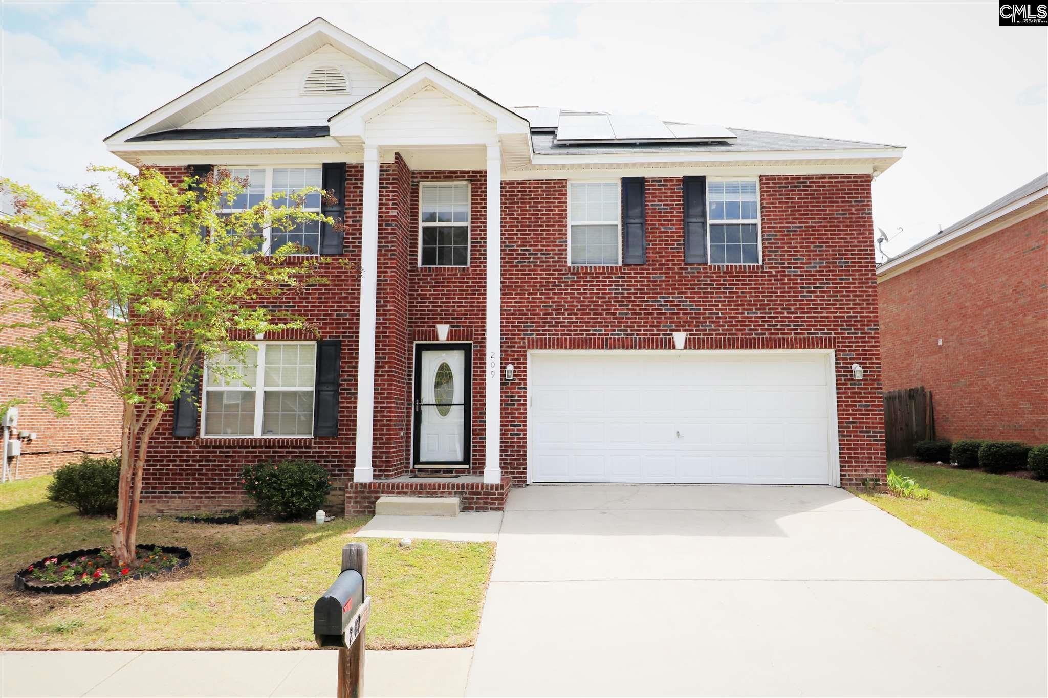 209  Hollingsworth Lexington, SC 29072