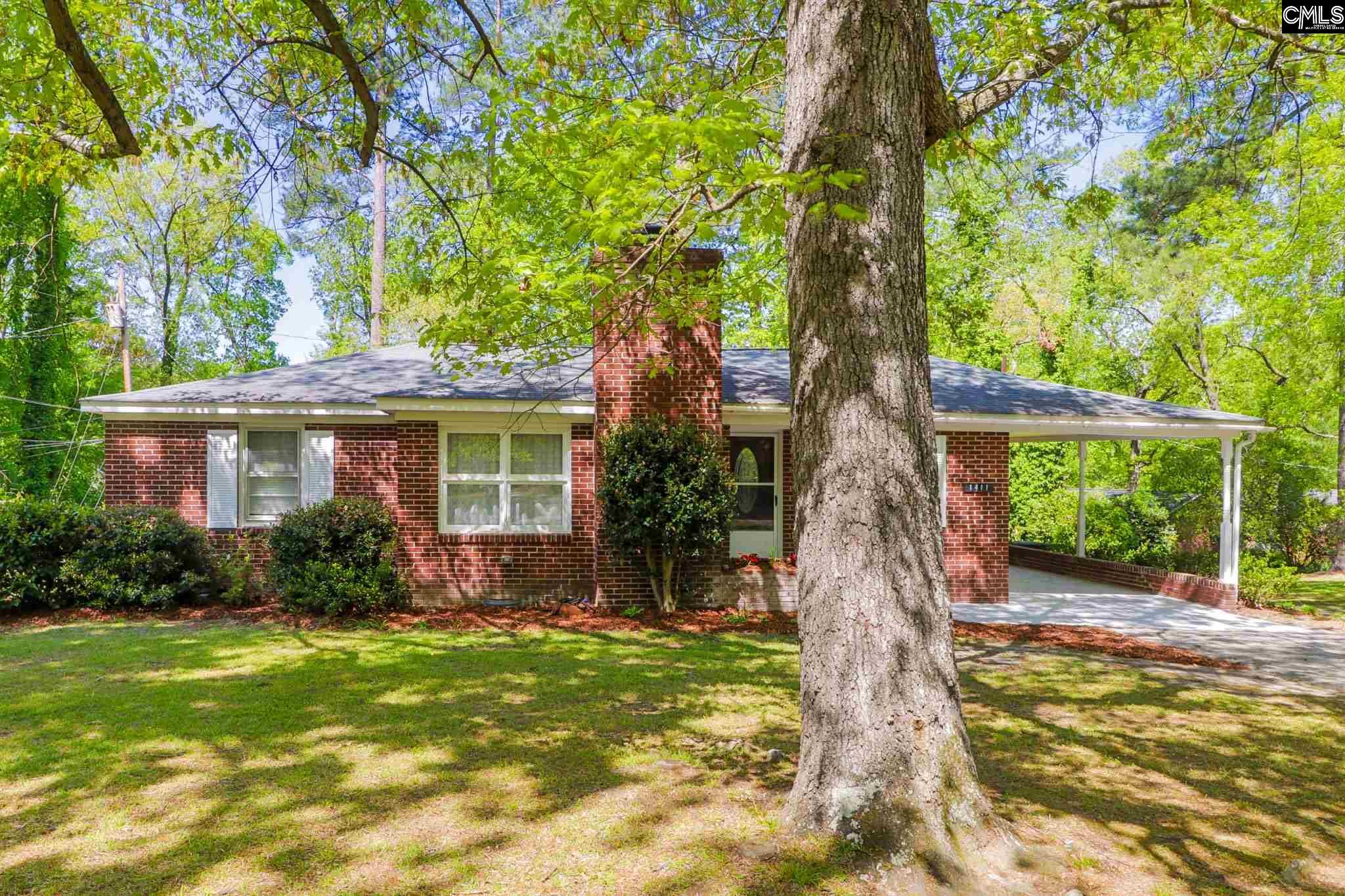 1411  Cedar Terrace Columbia, SC 29209