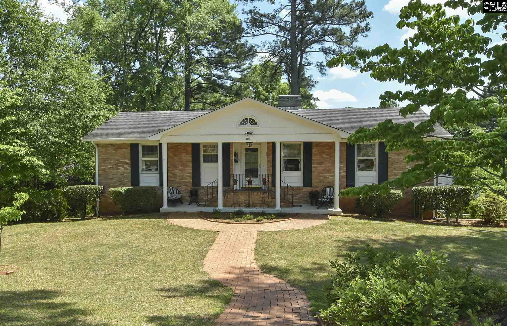 203 Calvert Winnsboro, SC 29180