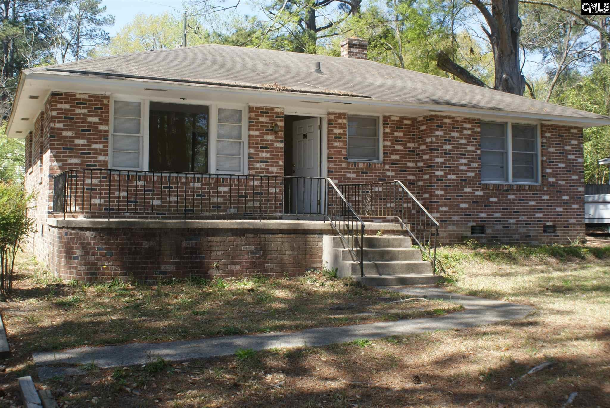 86  Tommy Columbia, SC 29204-2735