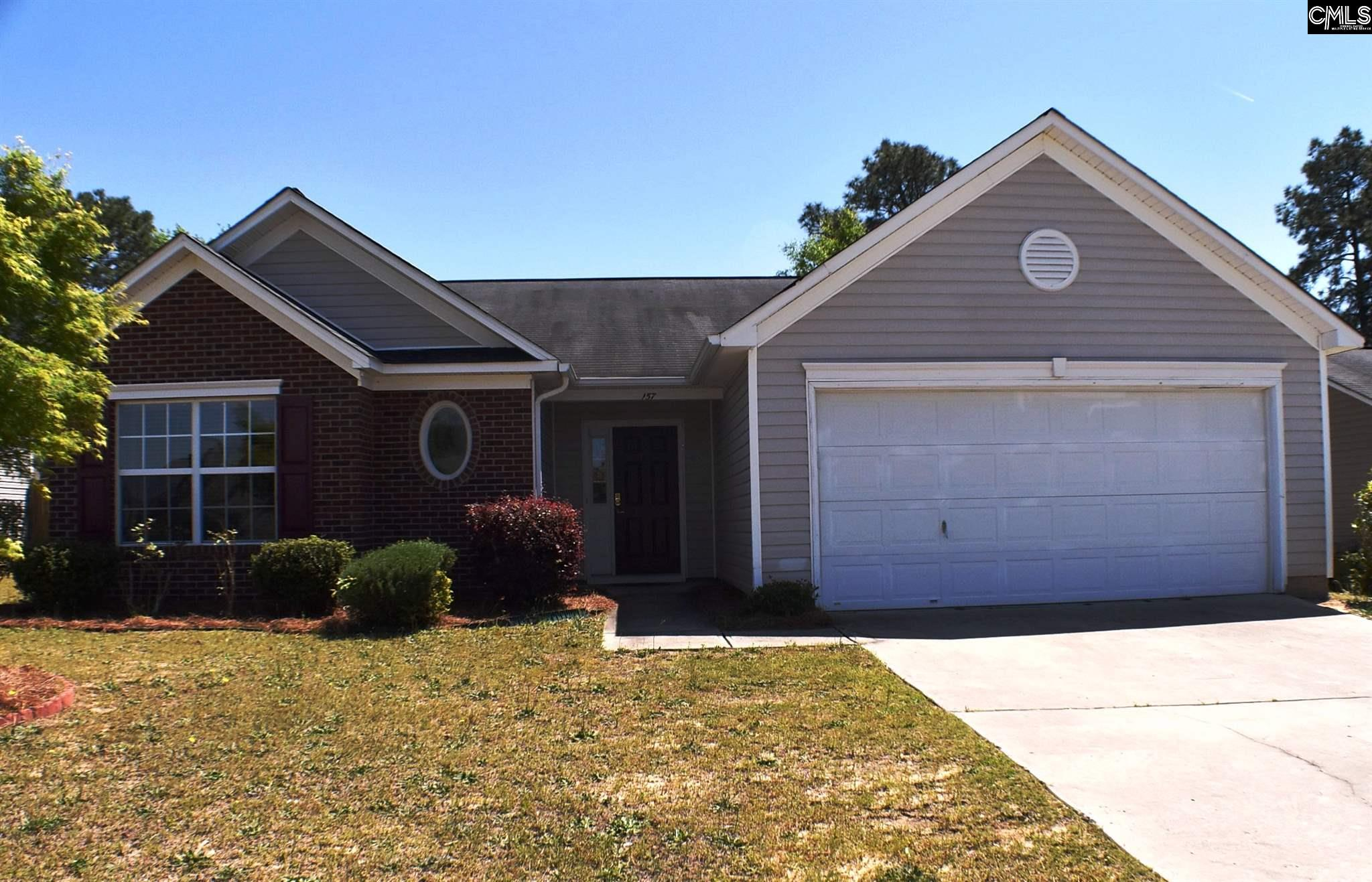 157  Hunters Mill West Columbia, SC 29170