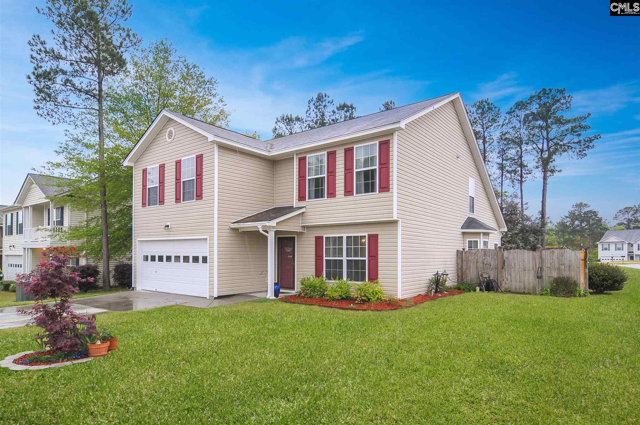 202 N High Duck Blythewood, SC 29016-7129