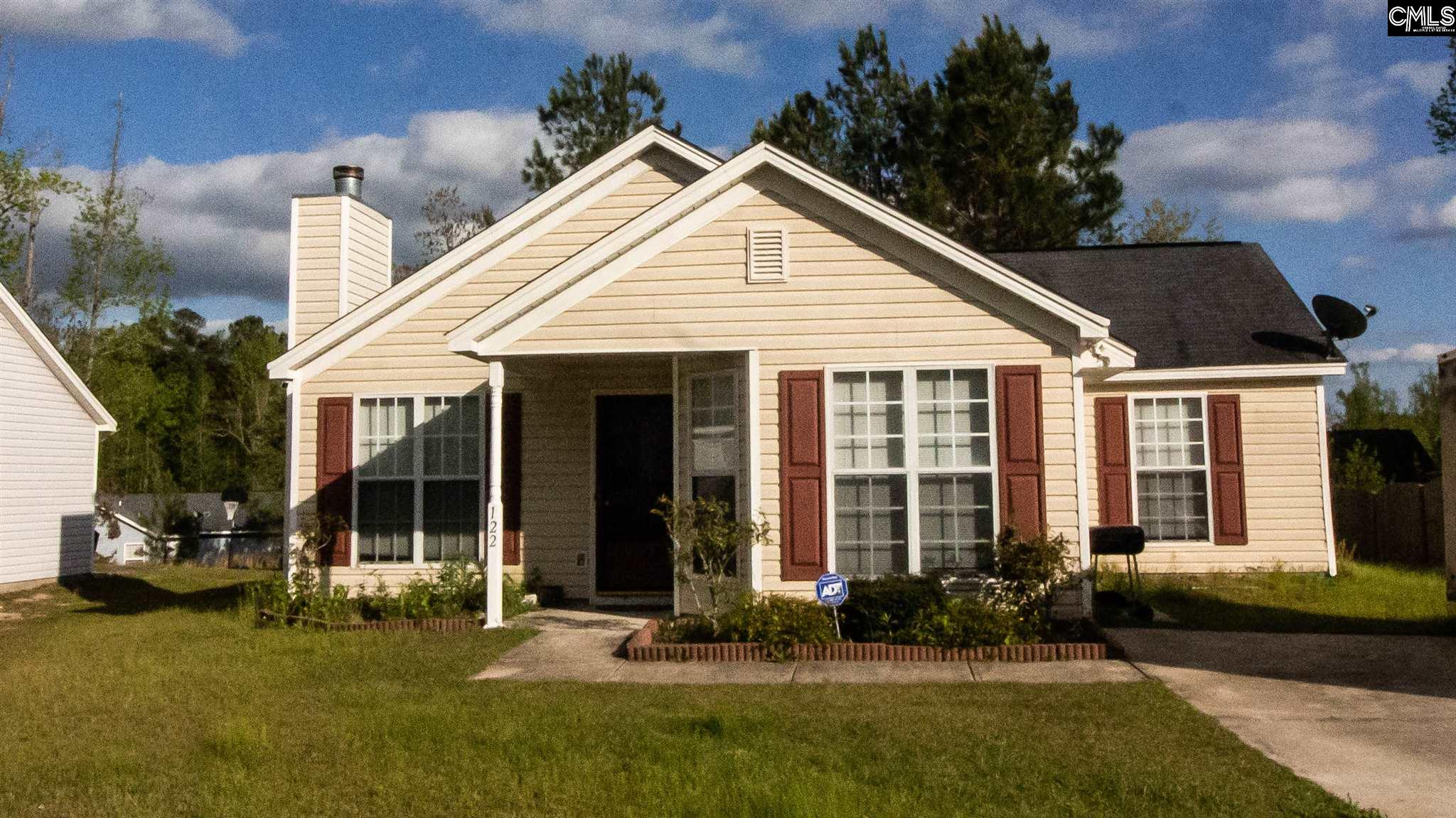 122  Whixley Columbia, SC 29223-4093