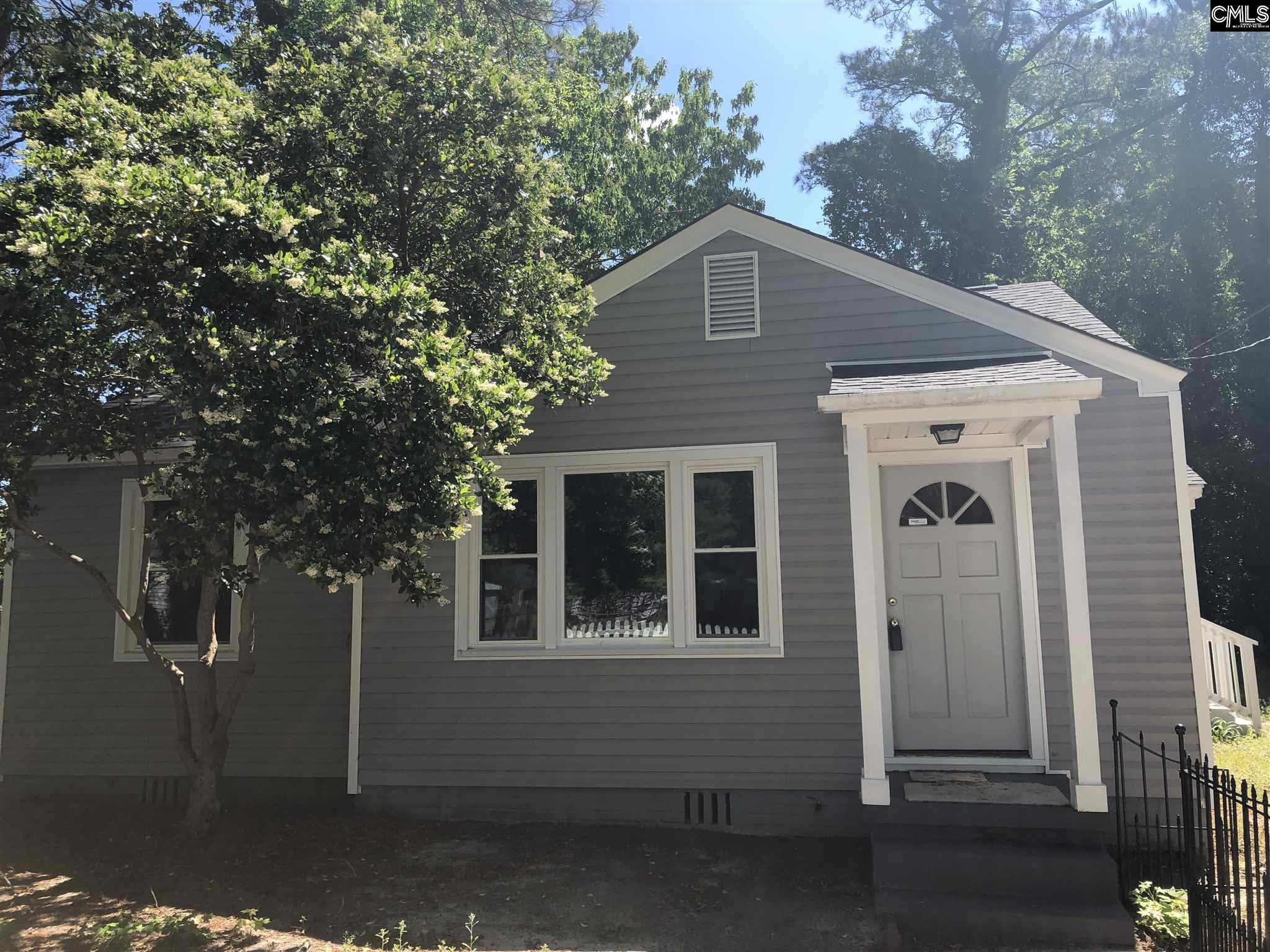 Charming cottage located on a great street.    Gleaming hardwood floors. Renovated. Convenient to everything.  Brennen, Crayton, AC Flora schools.