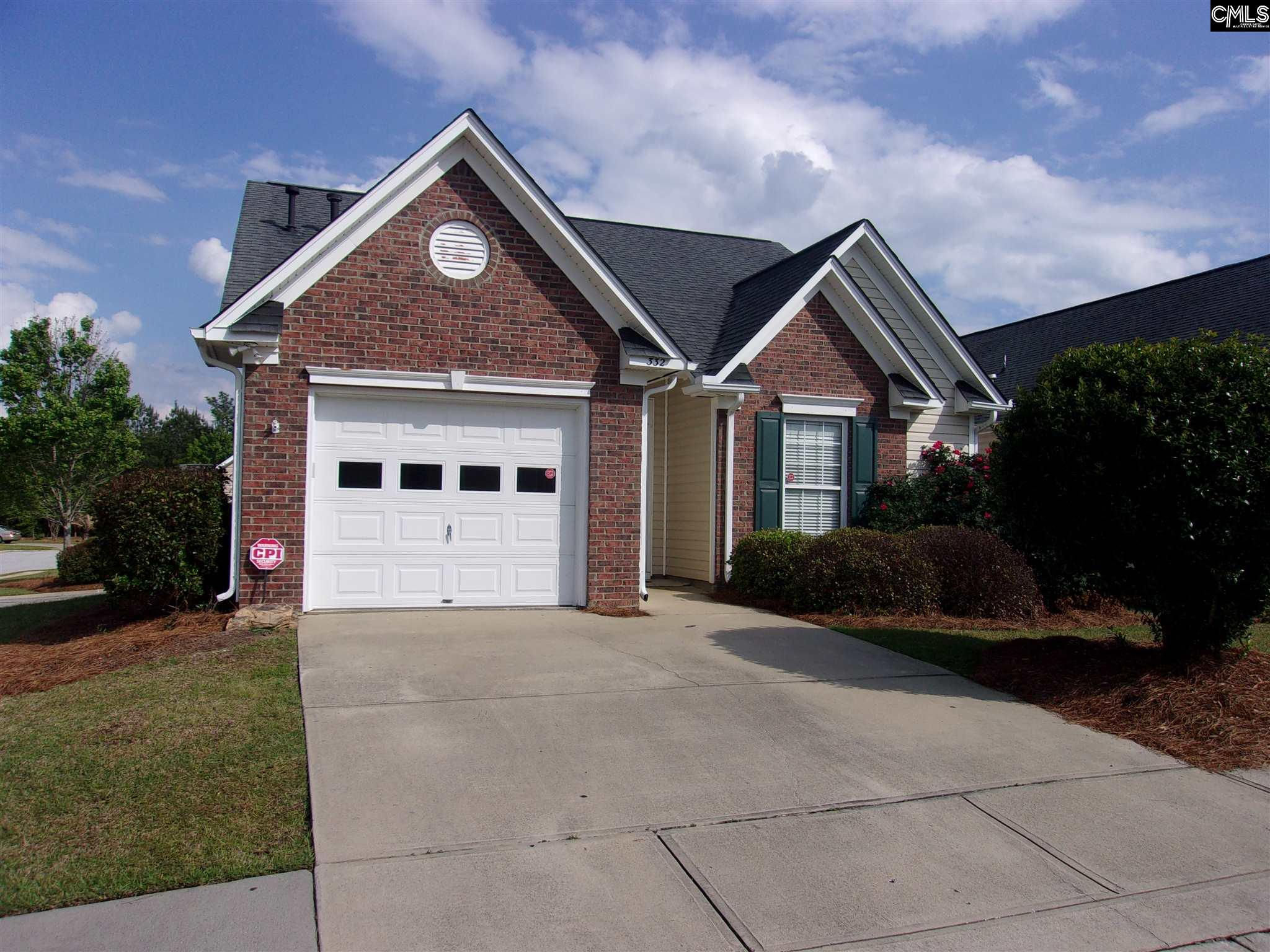 332  Woodhouse Irmo, SC 29063