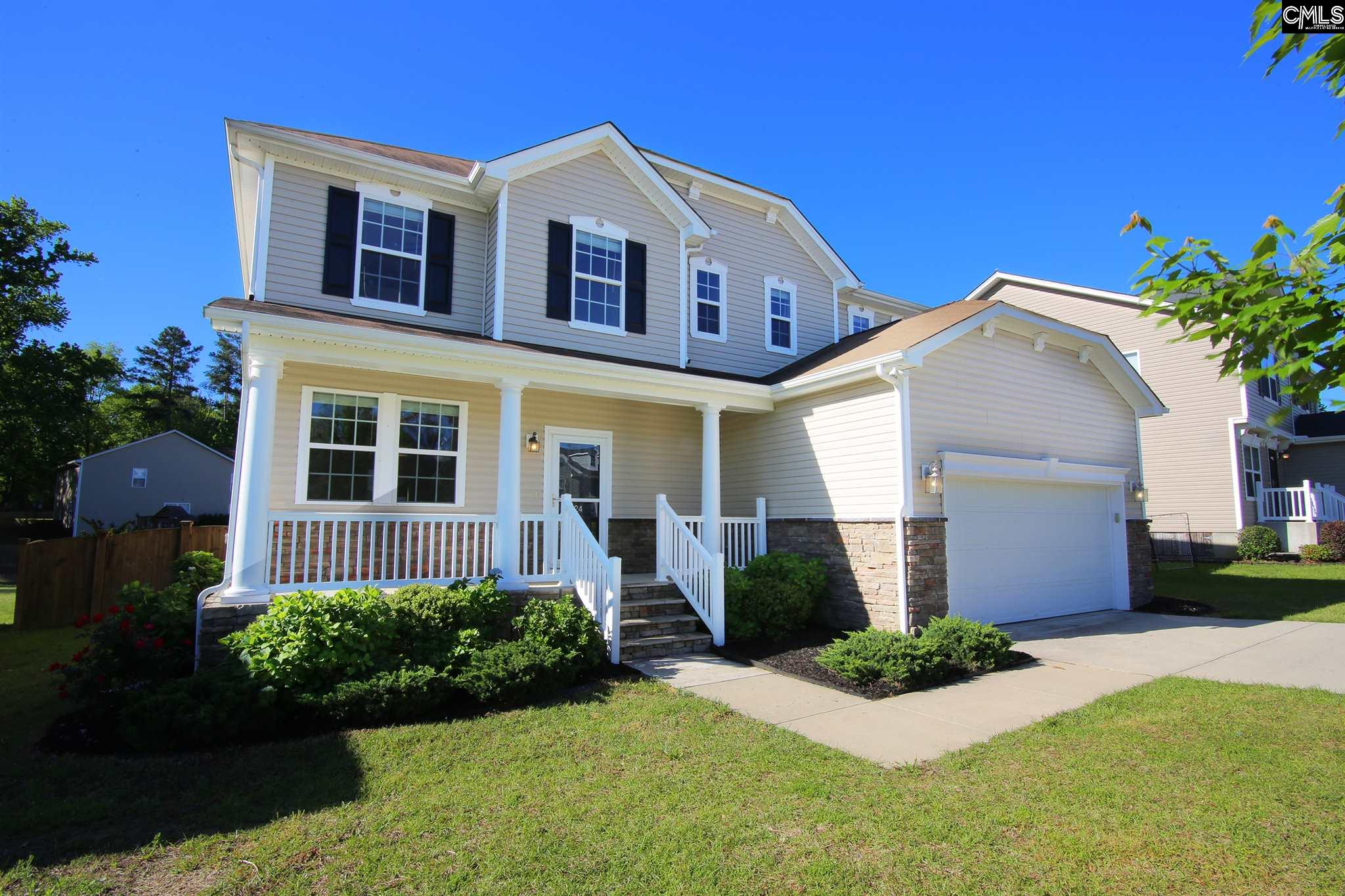 124 Settlers Bend Ct Lexington, SC 29072