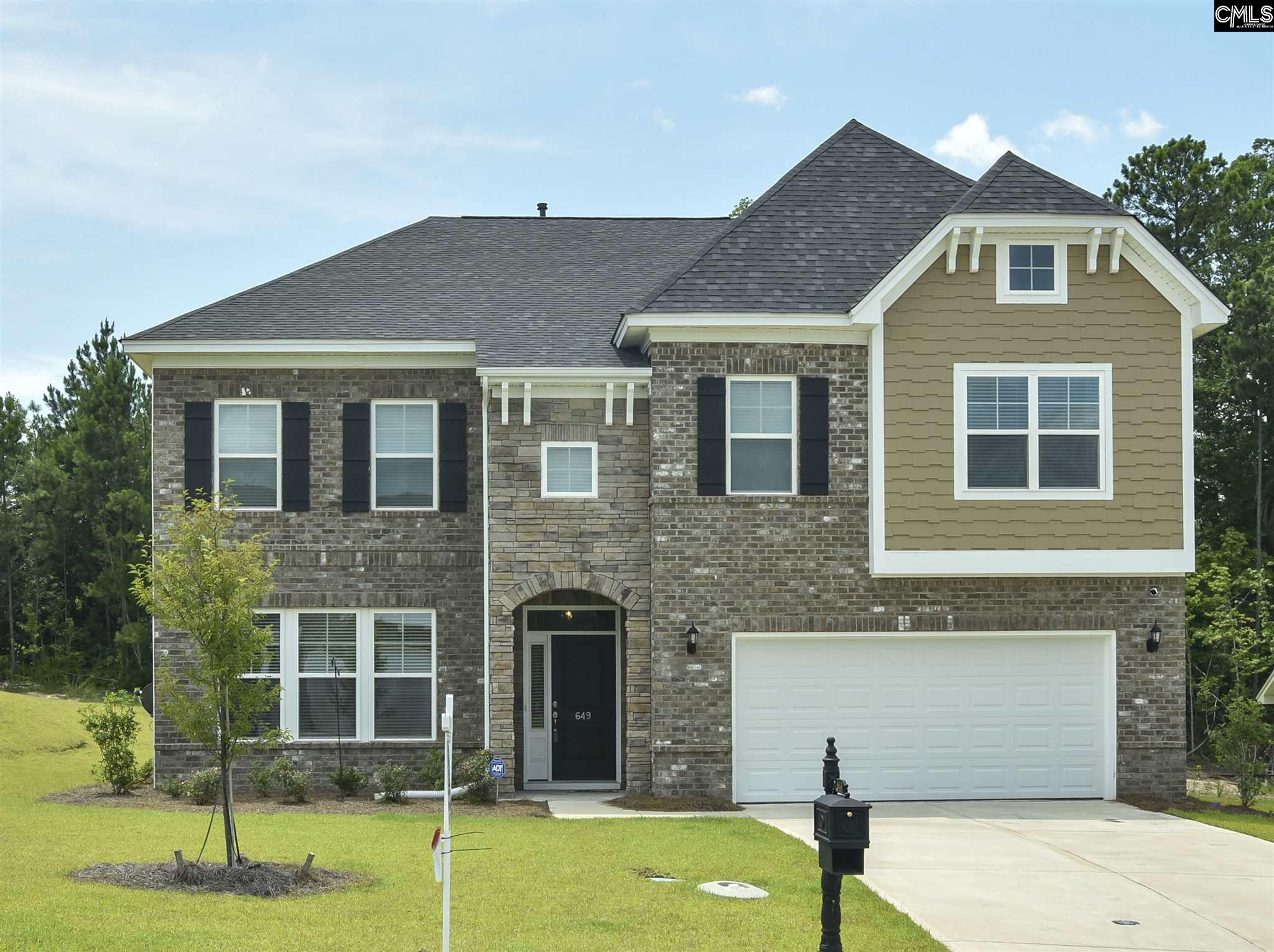 649  Upper Trail Blythewood, SC 29016