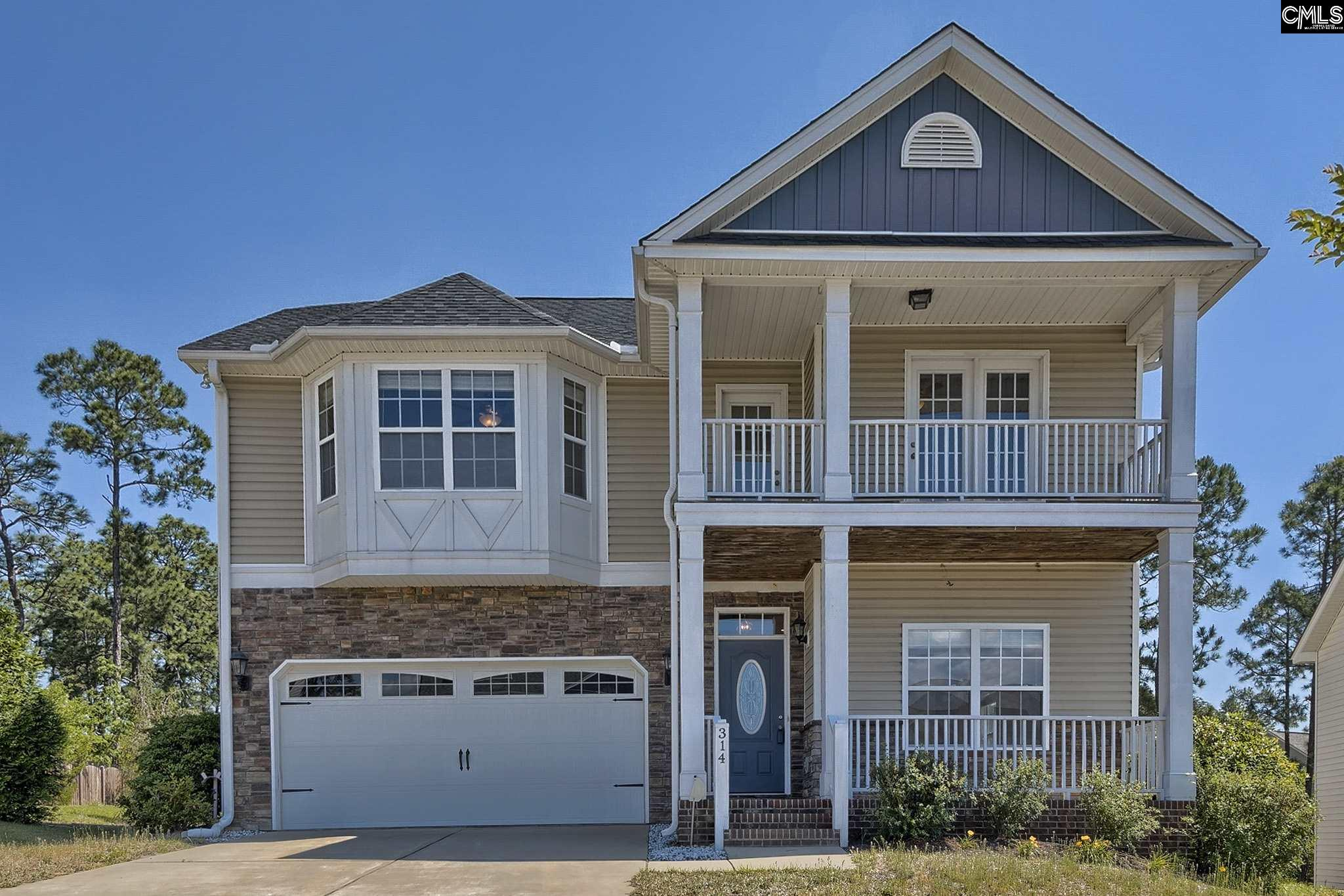 314 Ashburton West Columbia, SC 29170
