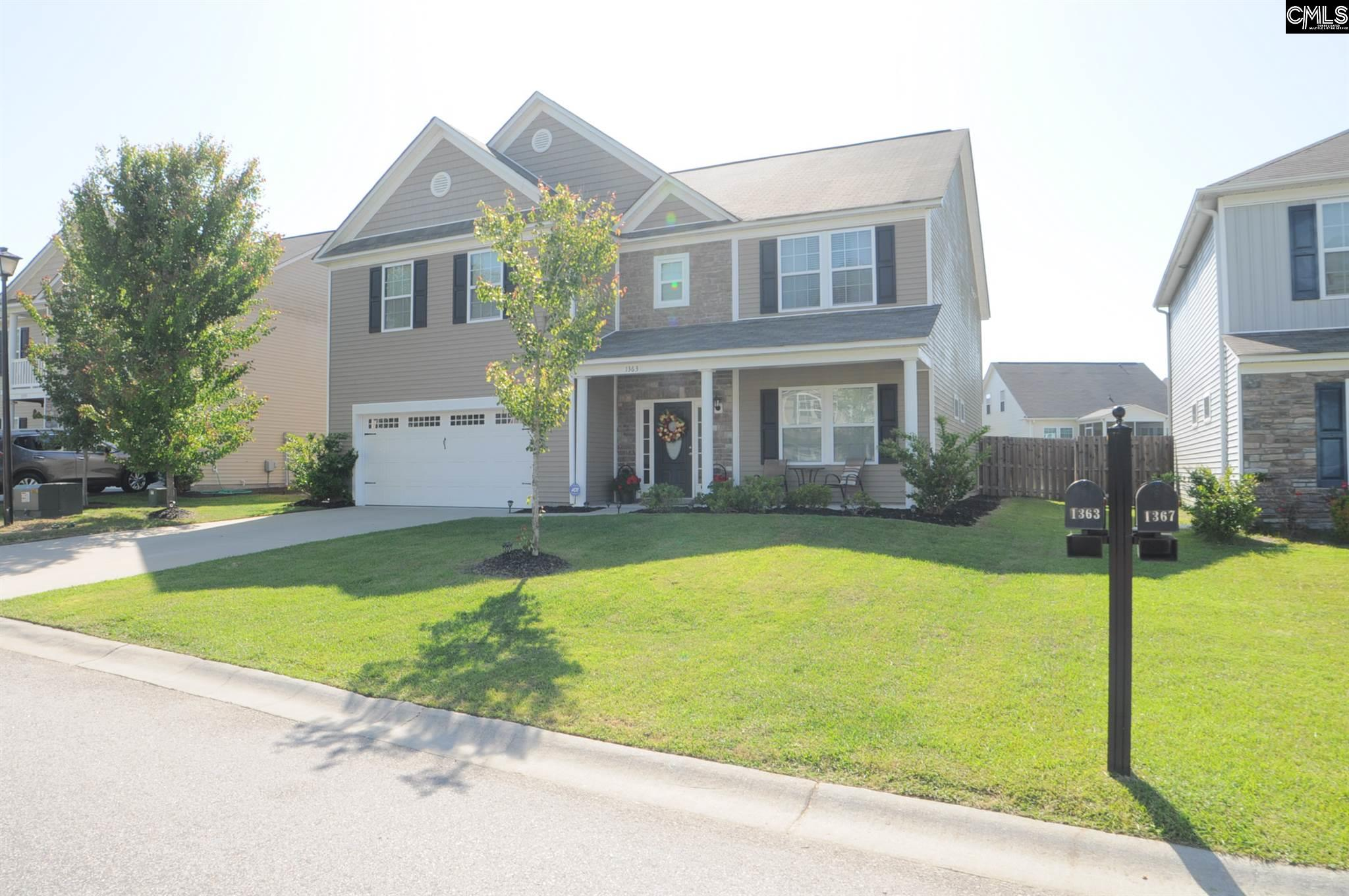 1363 Green Turf Elgin, SC 29045