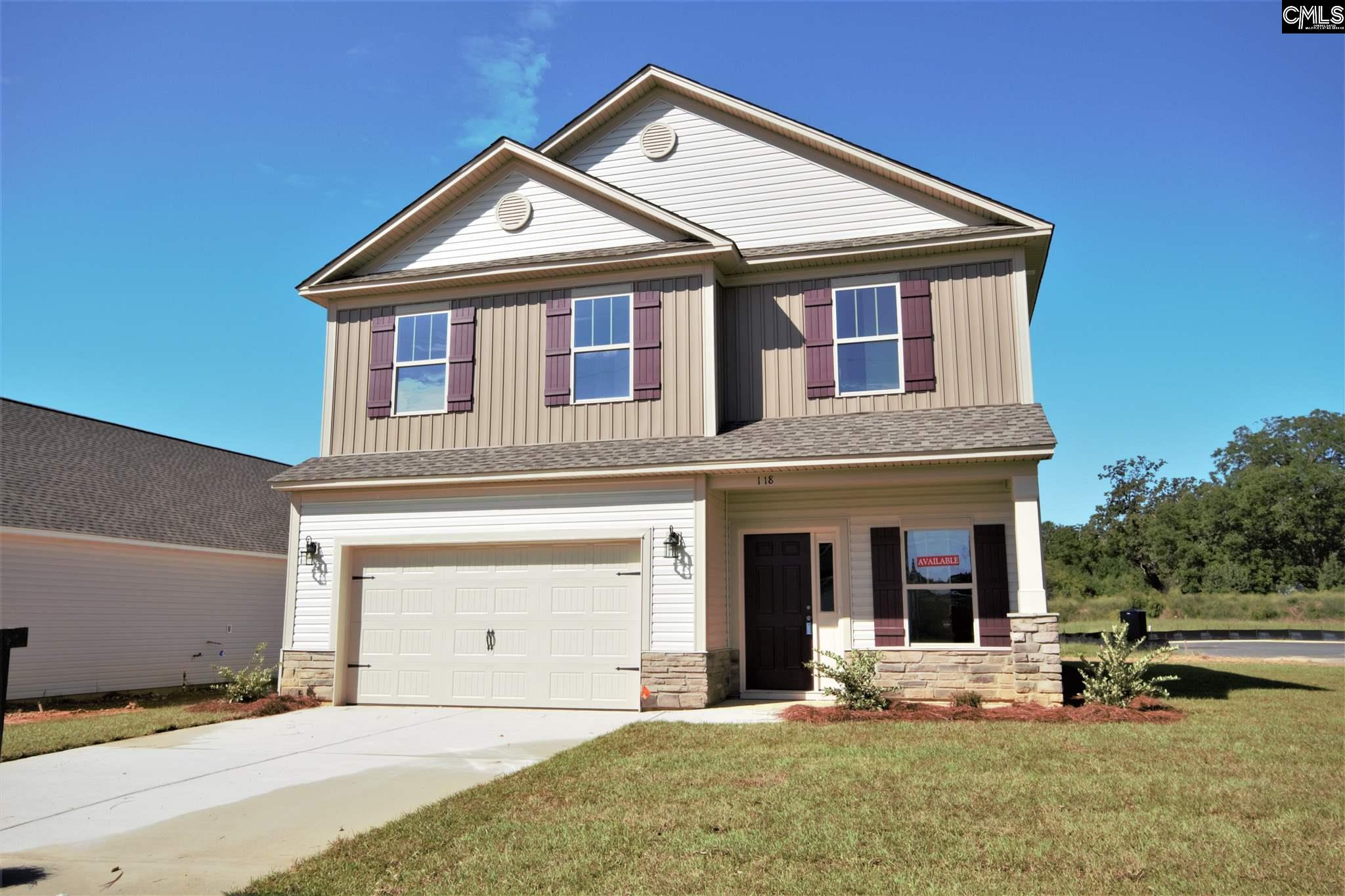 118 Elsoma Chapin, SC 29036