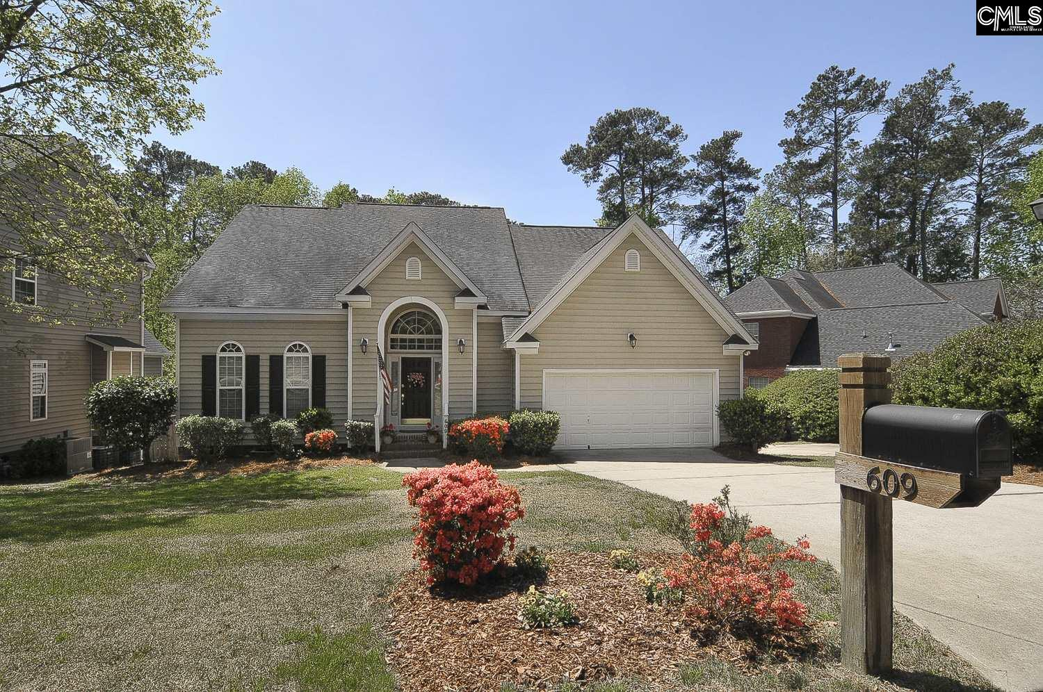 609  Chimney Hill Columbia, SC 29209