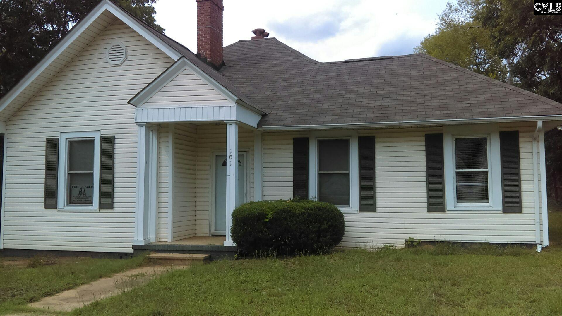 101 N Willow Winnsboro, SC 29180