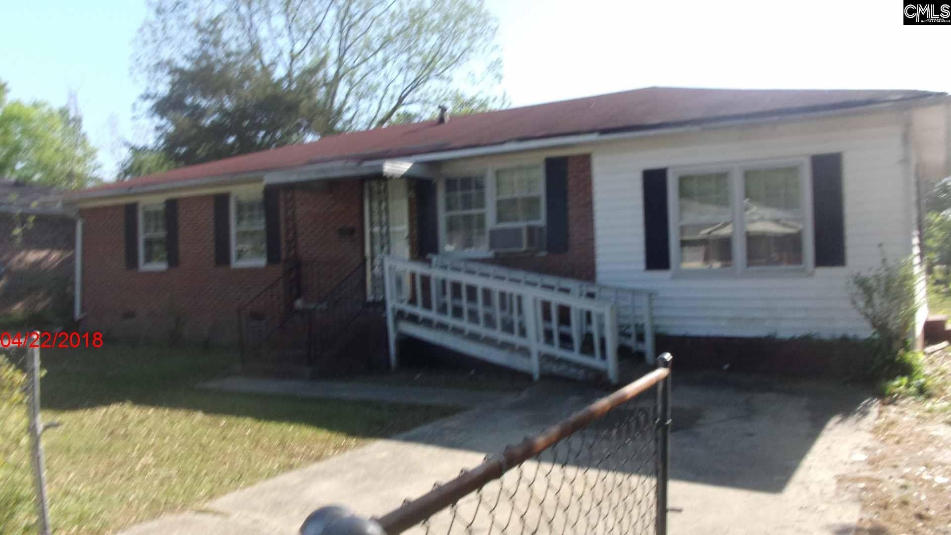 602  Conway Camden, SC 29020