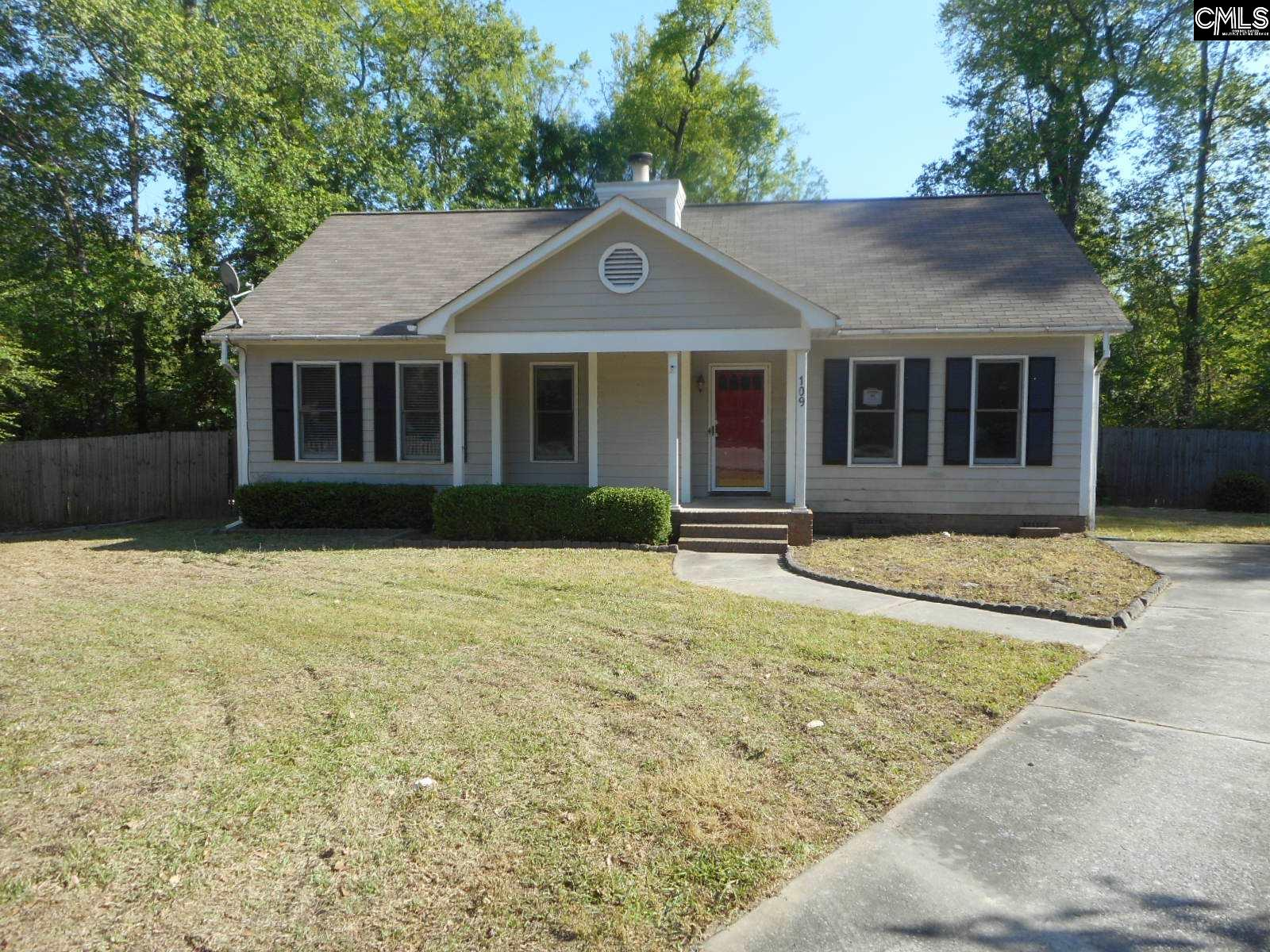 109  Red Maple Ct Lexington, SC 29073