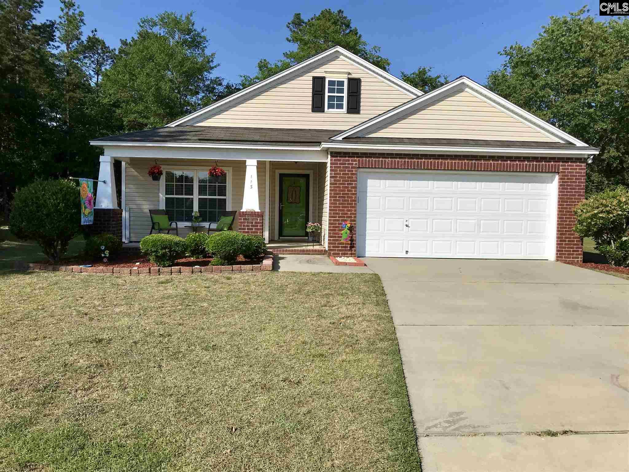 113  Pine Mill Lexington, SC 29073