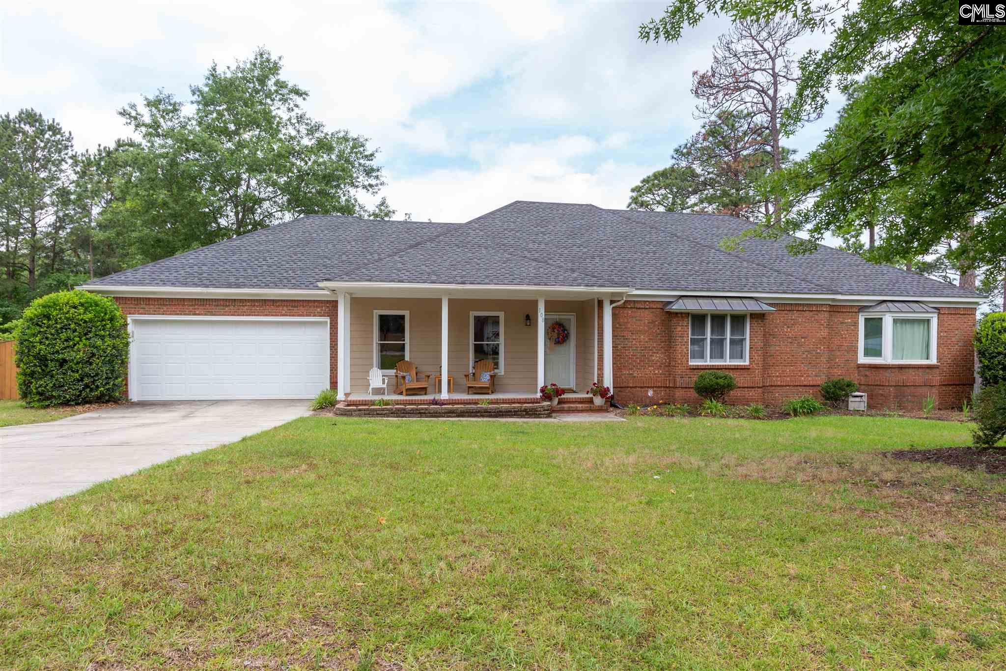 108  Southern Pine Road Columbia, SC 29229