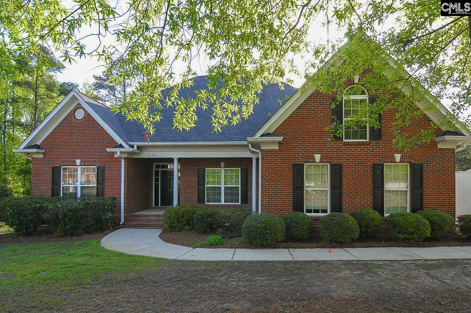 210  Huckleberry Lexington, SC 29072-7208