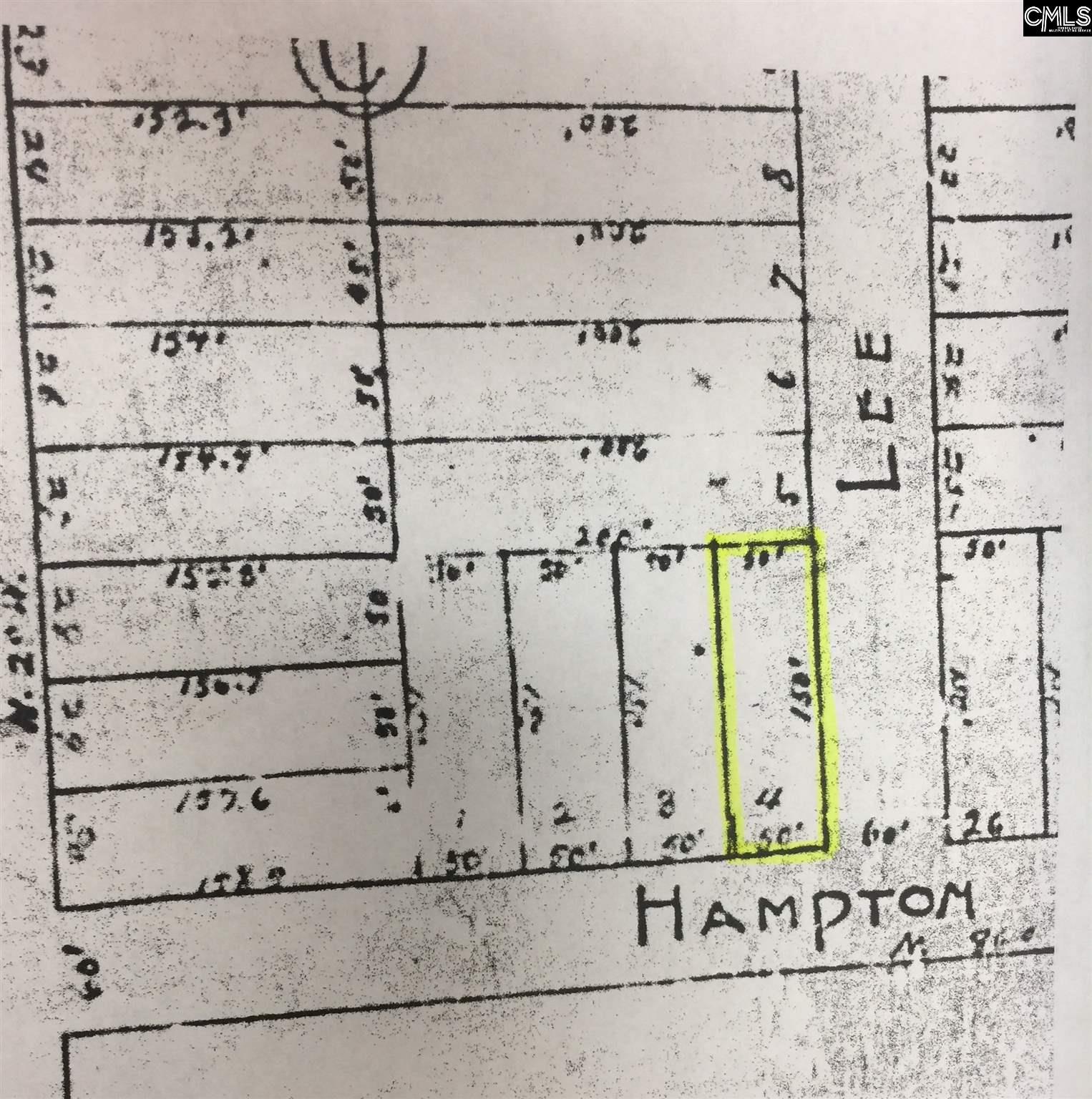 702 Hampton Camden, SC 29020