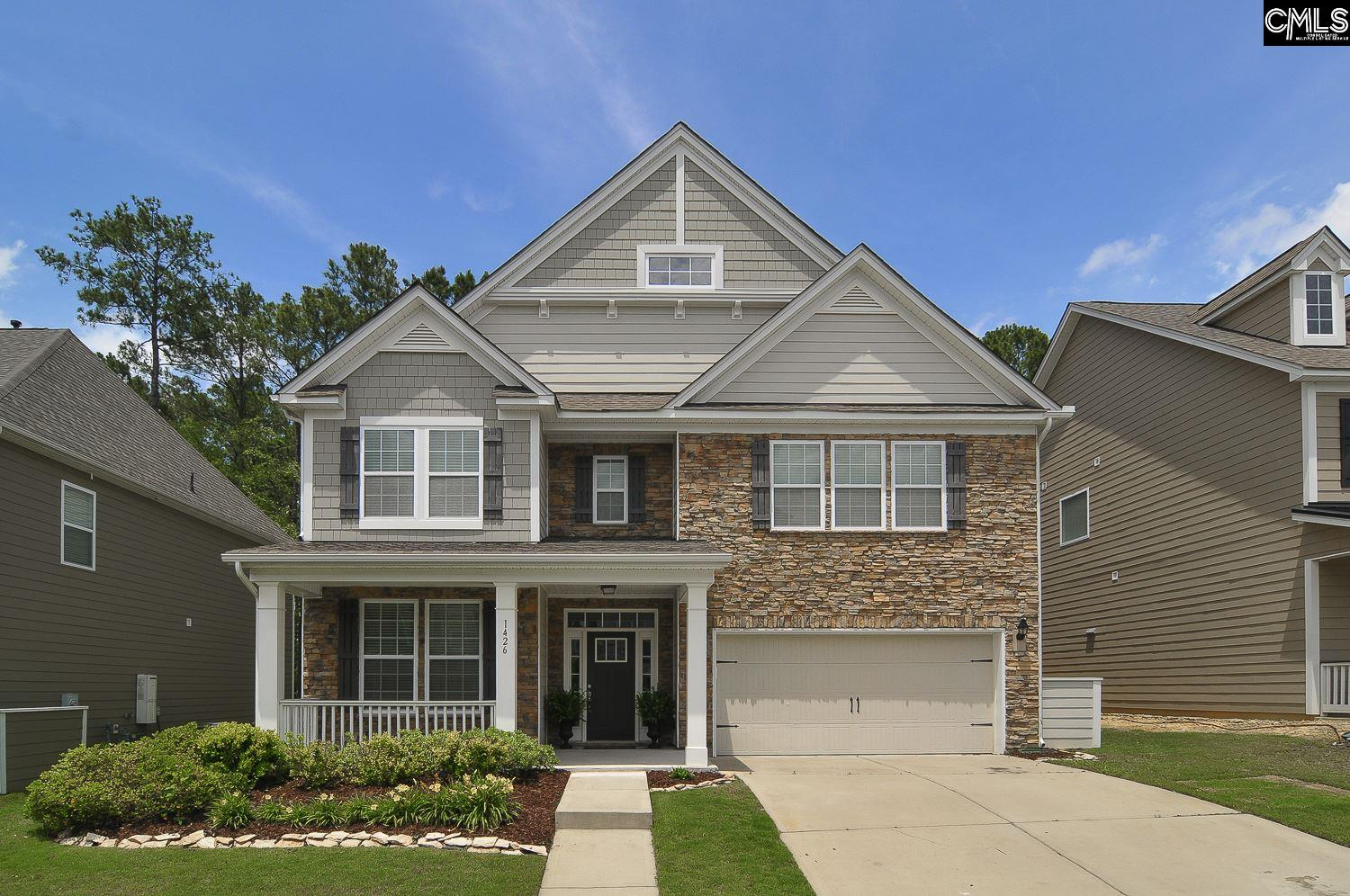 1426 Red Sunset Blythewood, SC 29016