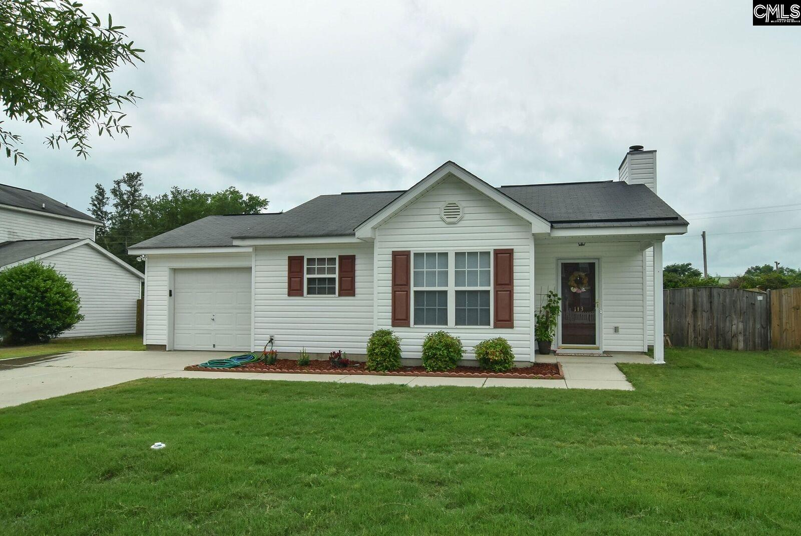 113  Oakpointe Lexington, SC 29072