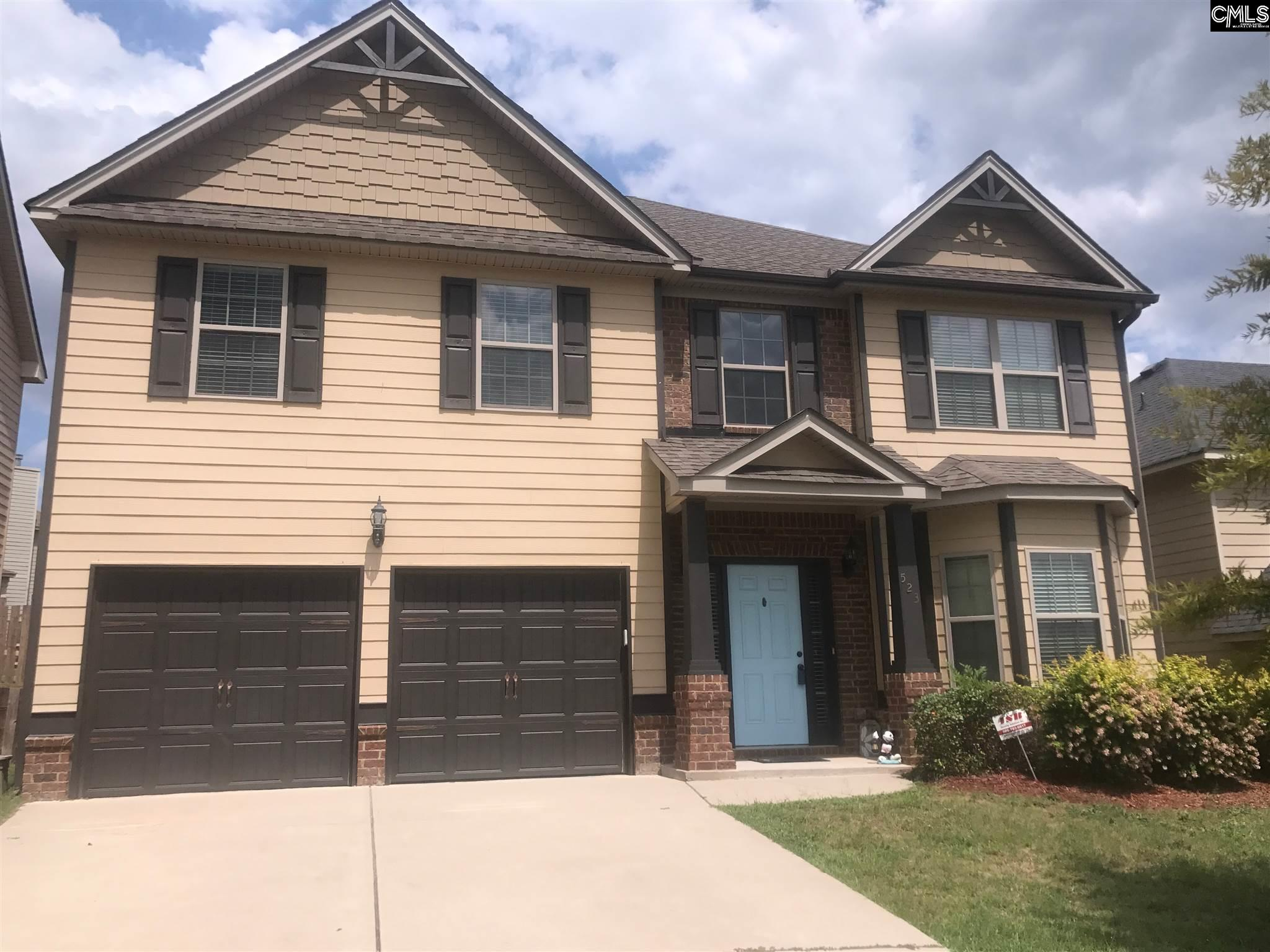 523 Moulton West Columbia, SC 29170