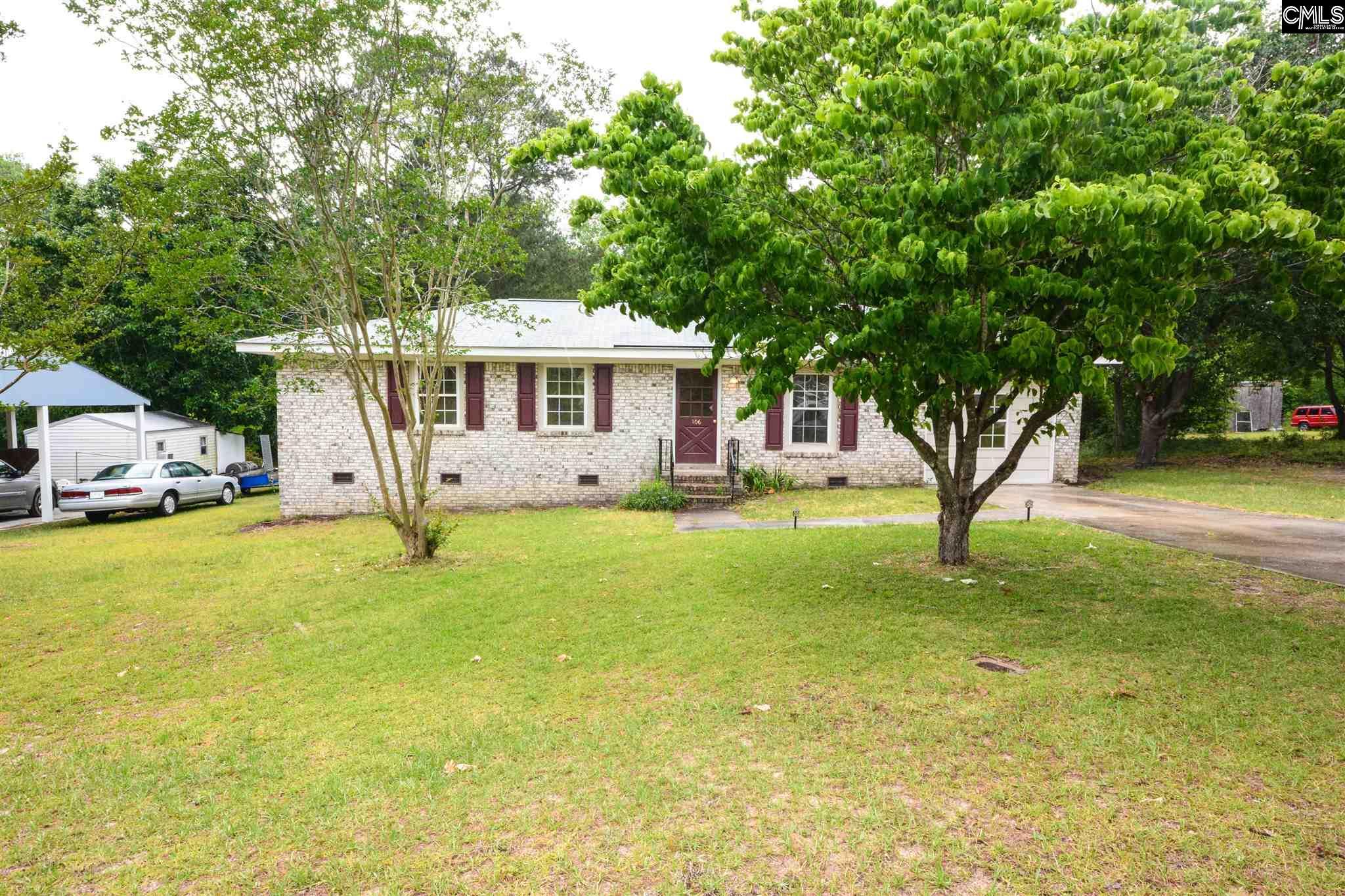 106 Oakdale Gaston, SC 29053