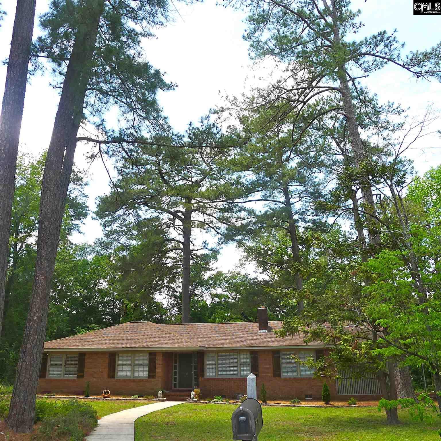 1421  Cedar Terrace Columbia, SC 29209-1517