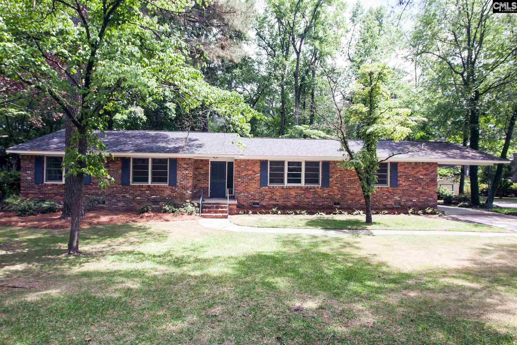 4662 Crystal Columbia, SC 29206