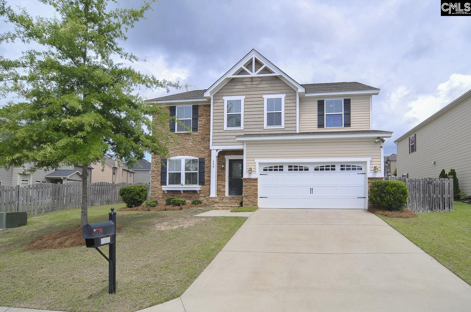 430 Henslowe West Columbia, SC 29170