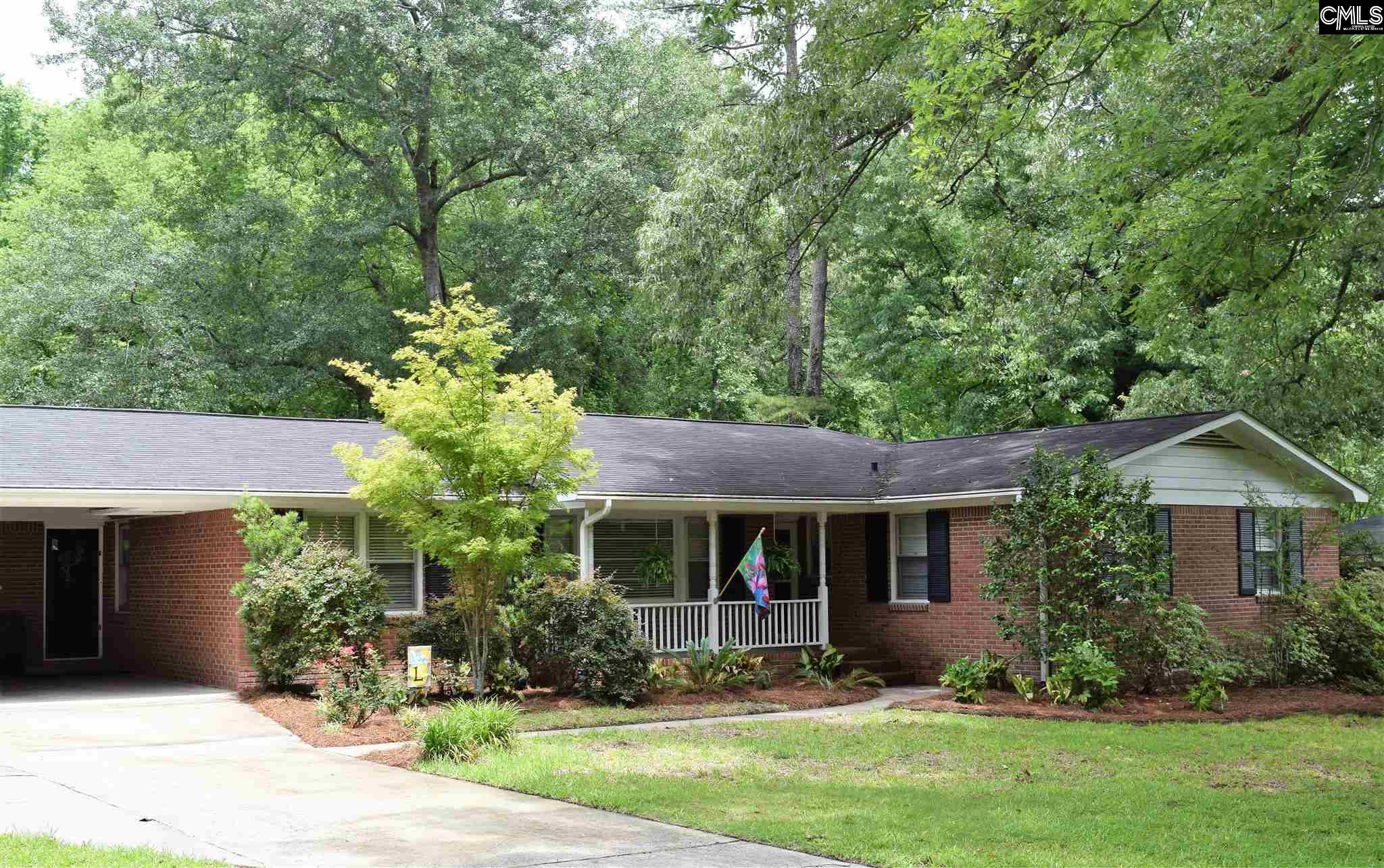 3619 Deerfield Columbia, SC 29204-3705