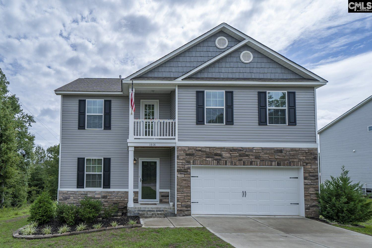 1808 Crystal West Columbia, SC 29170