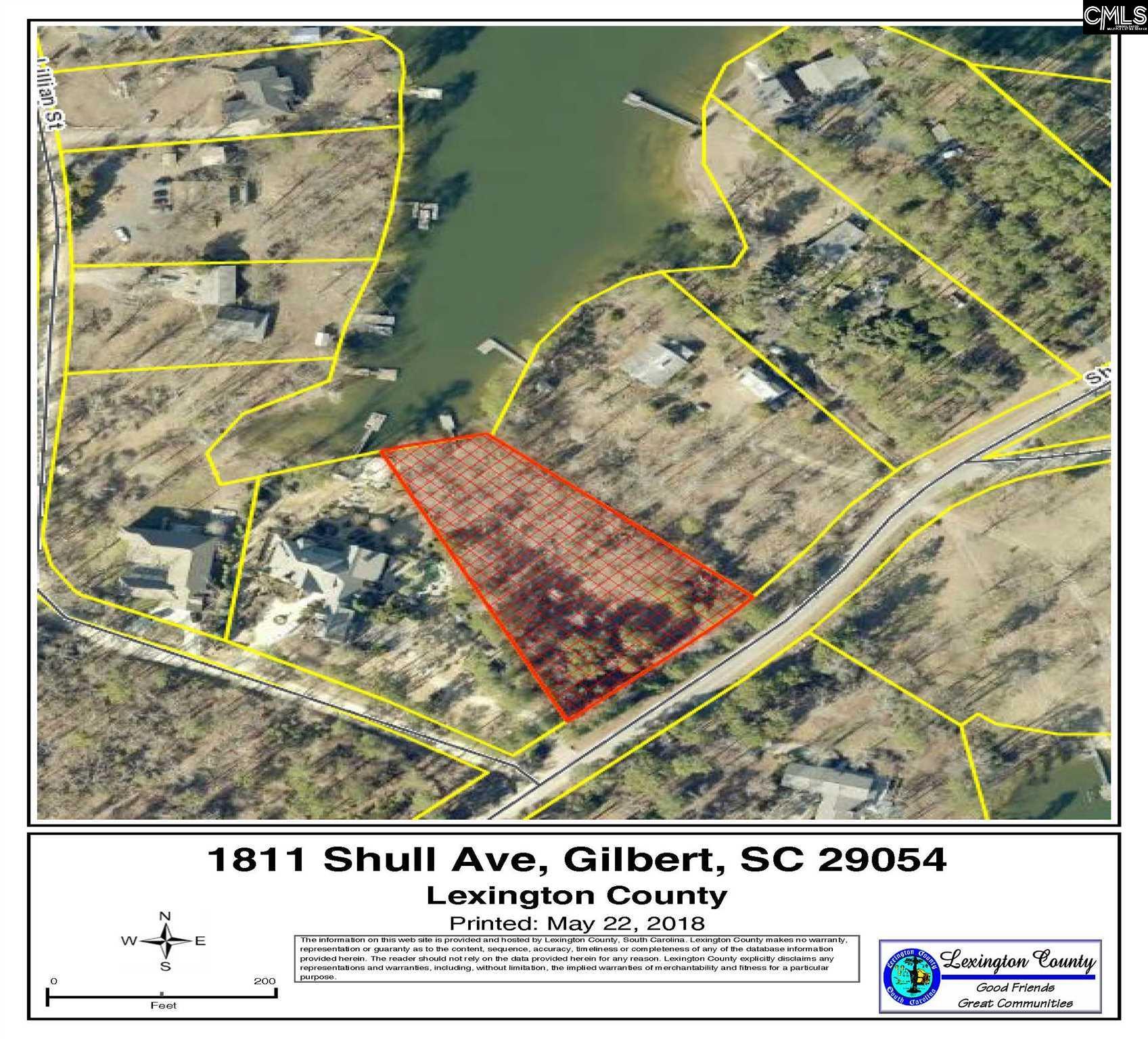 1811 Shull Ave Gilbert, SC 29054