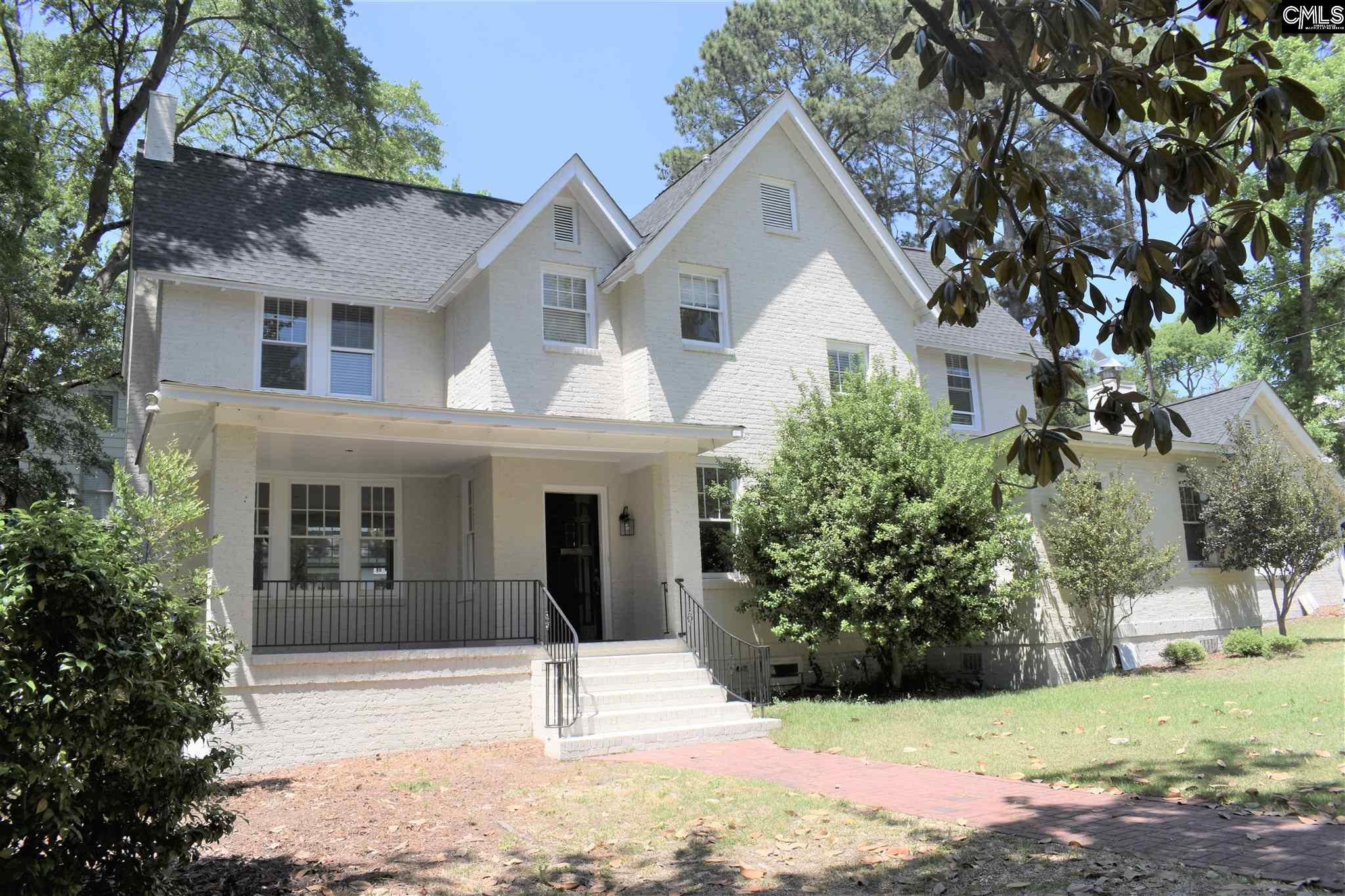 1705 Crestwood Columbia, SC 29205