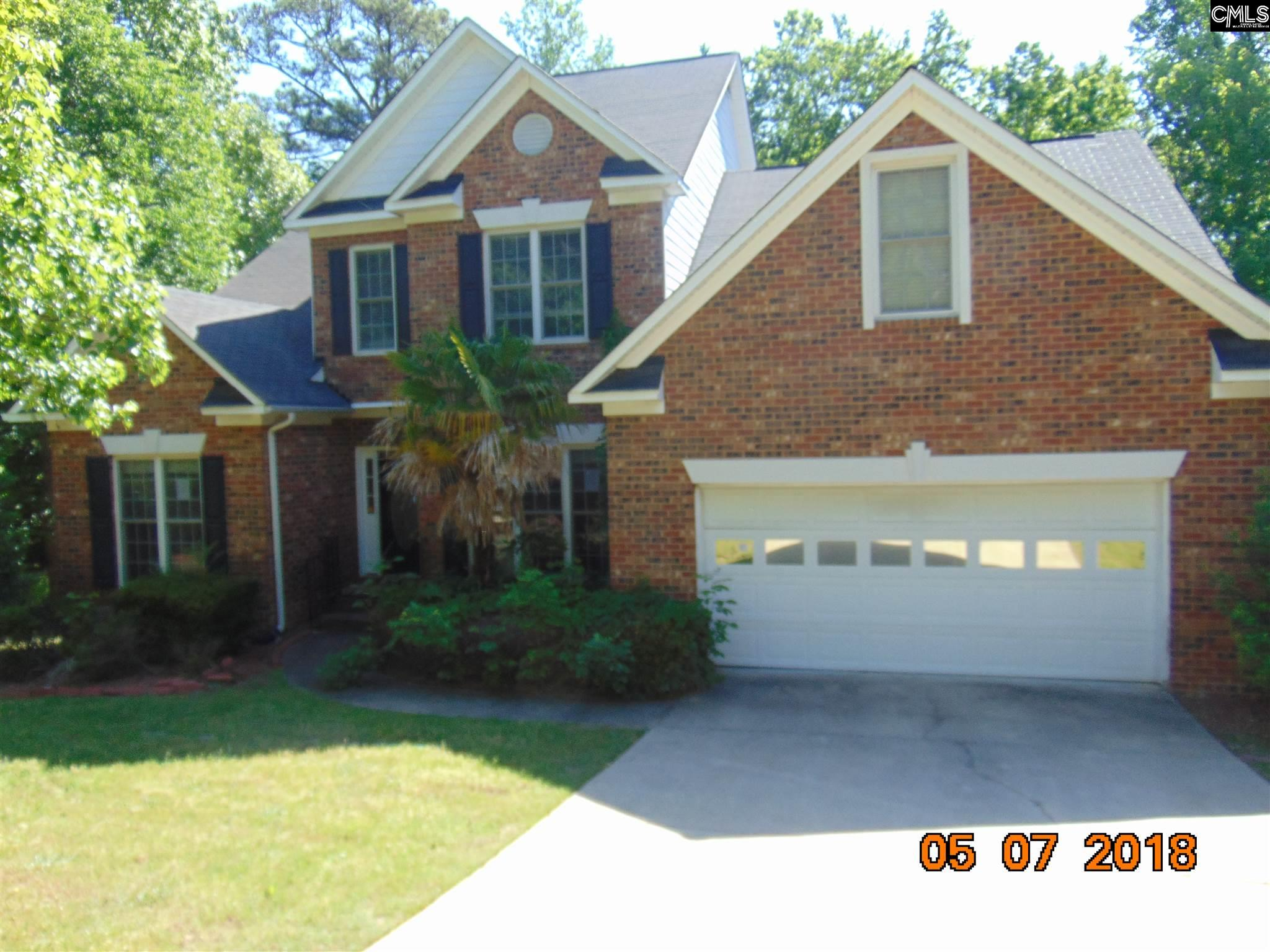 112 Laurel Branch Columbia, SC 29212