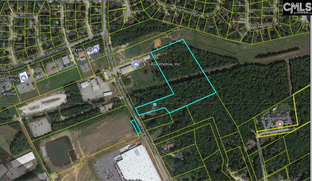 421 Piney Woods Columbia, SC 29212